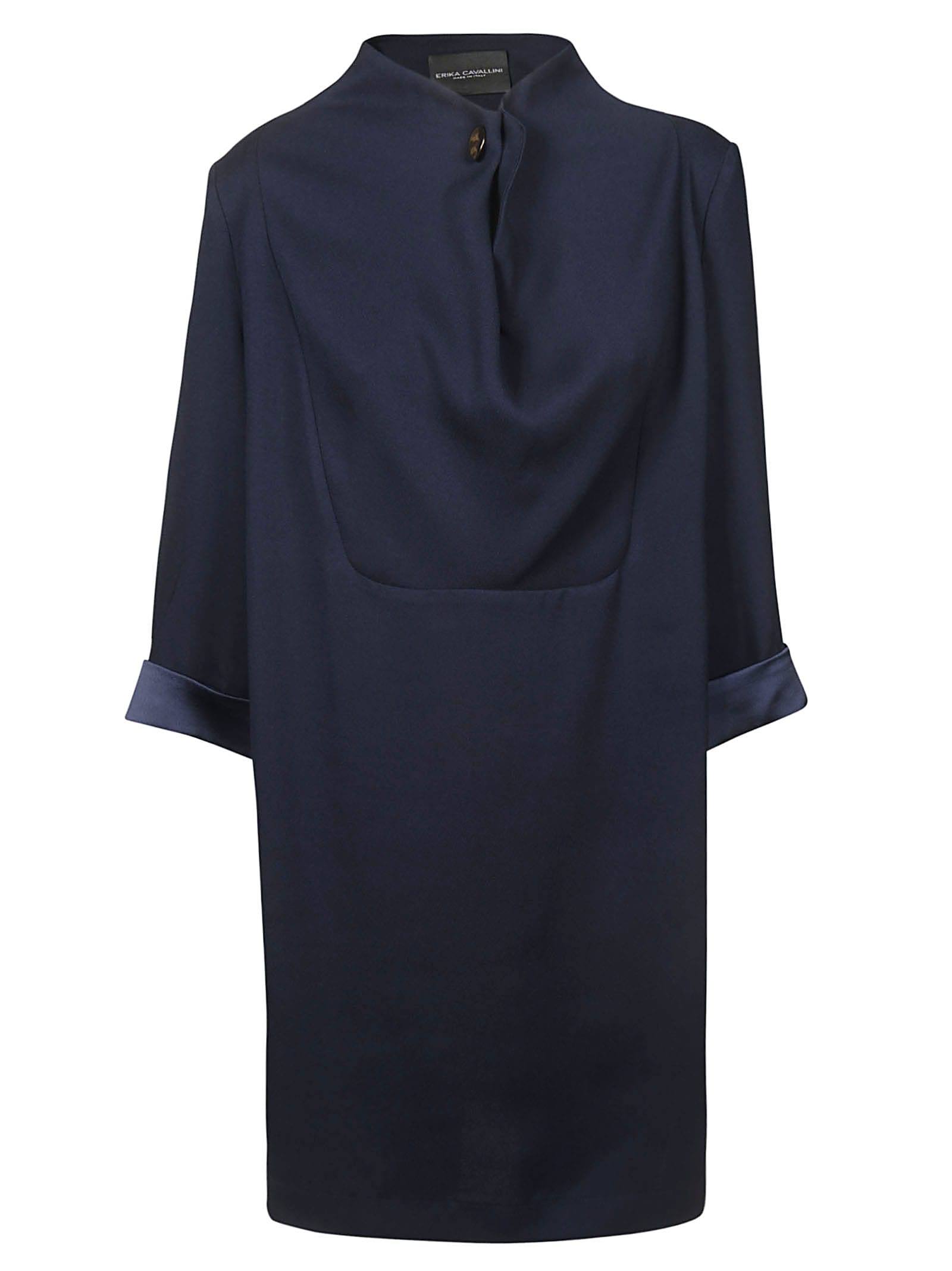 Erika Cavallini Long Sleeved Dress