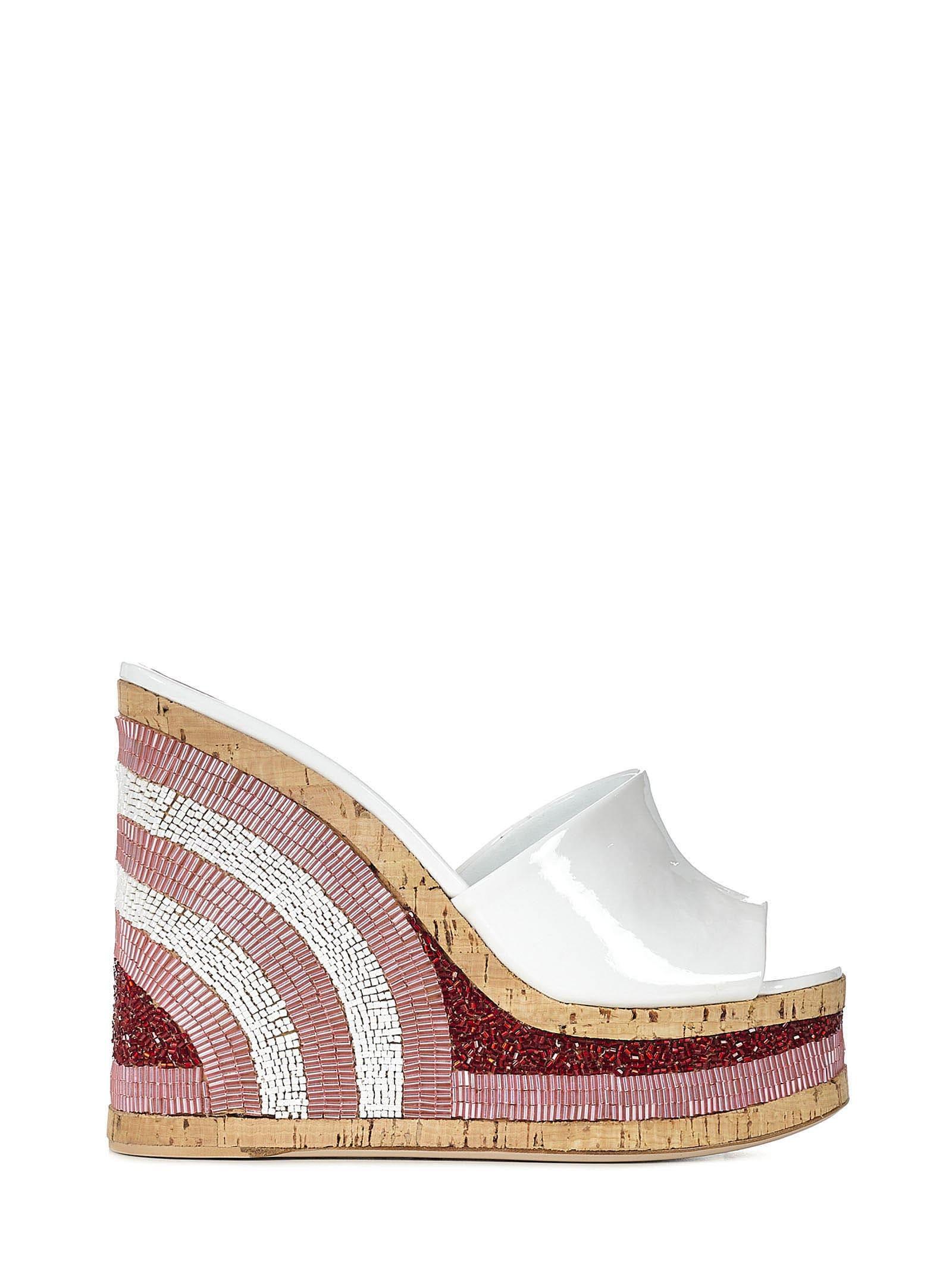 Lust Bead Sandals