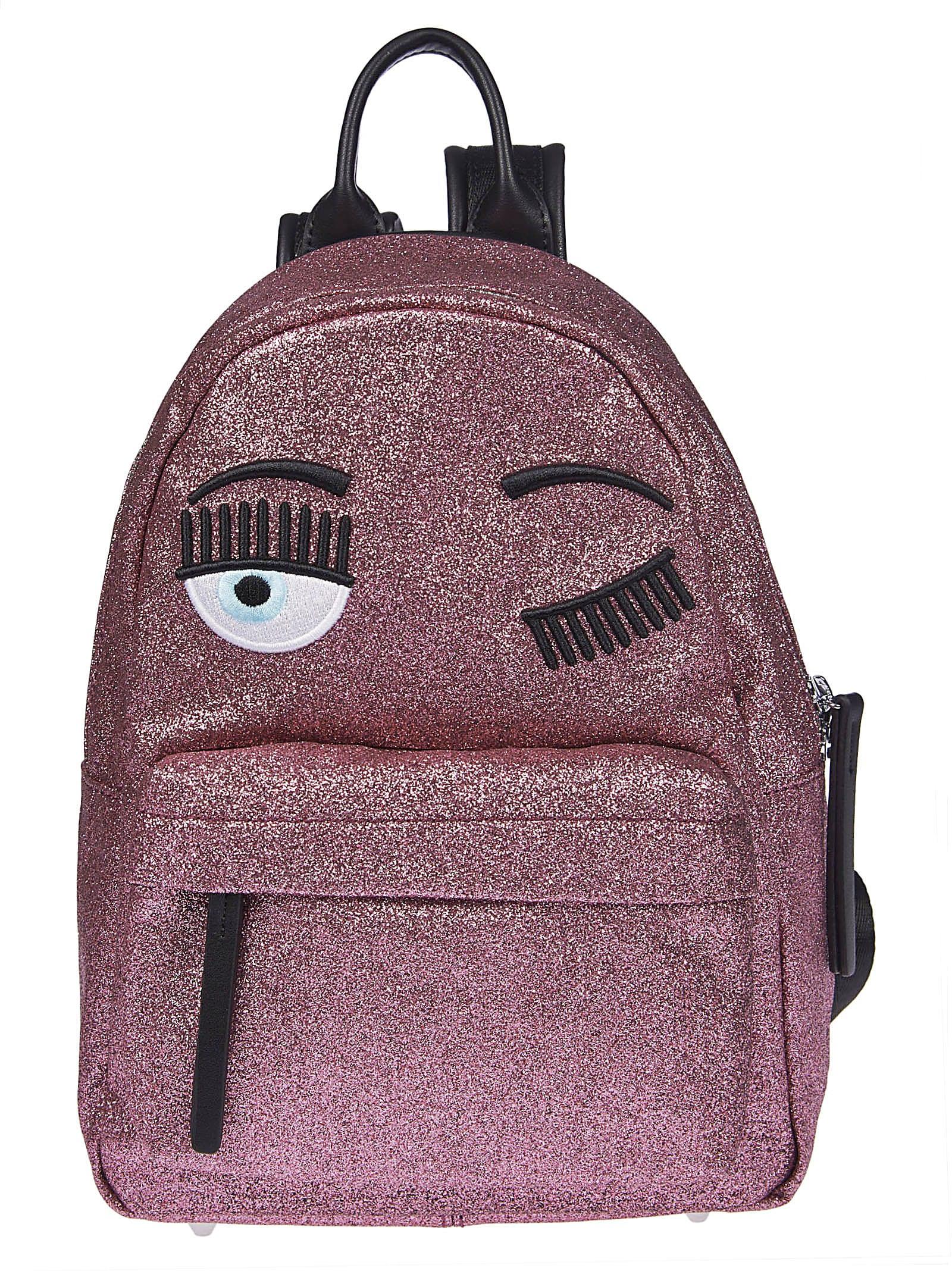 Chiara Ferragni Backpacks FLIRTING SMALL BACKPACK