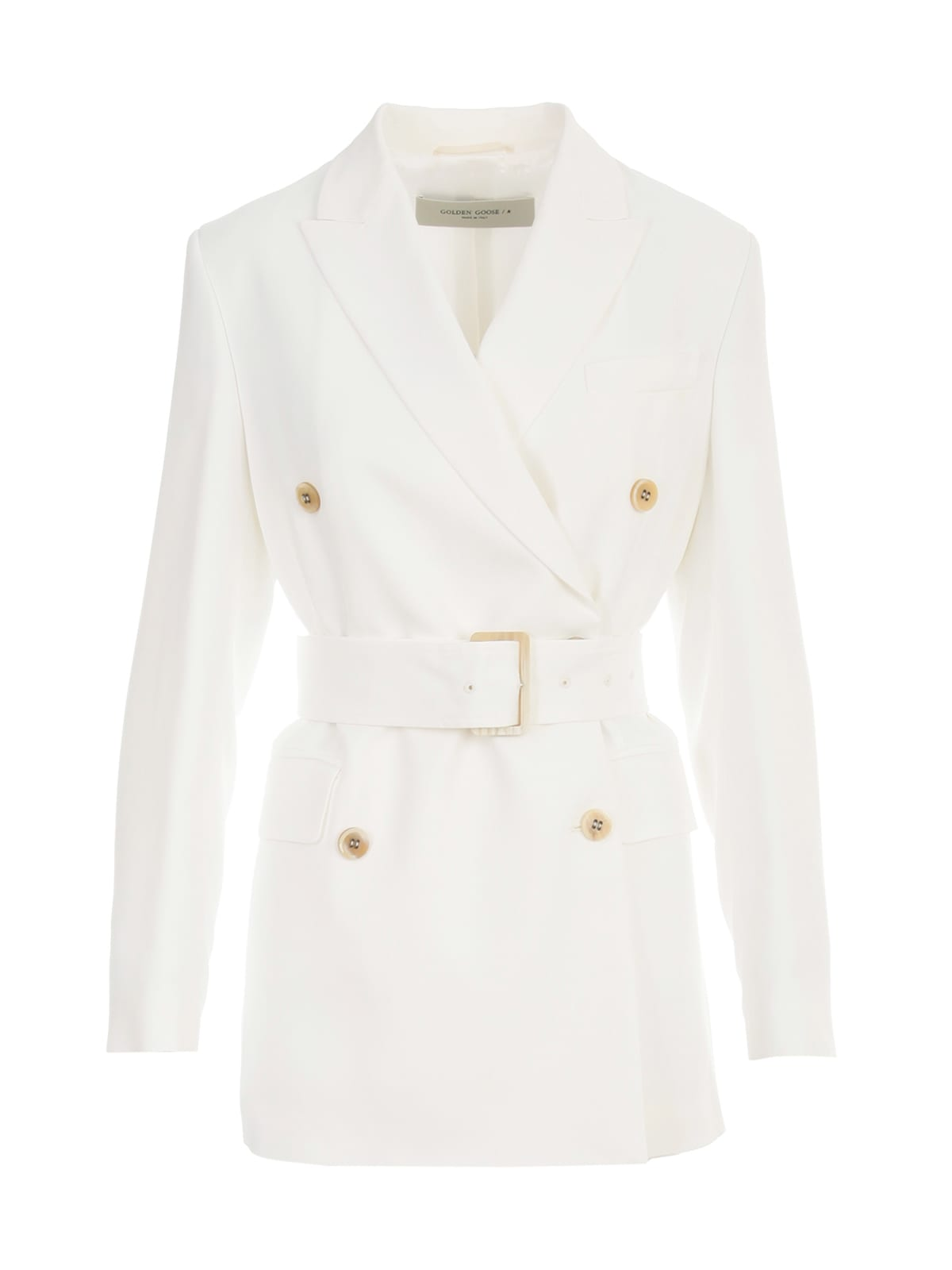Golden Goose Linings BLAZER CLIZIA WITH BELT