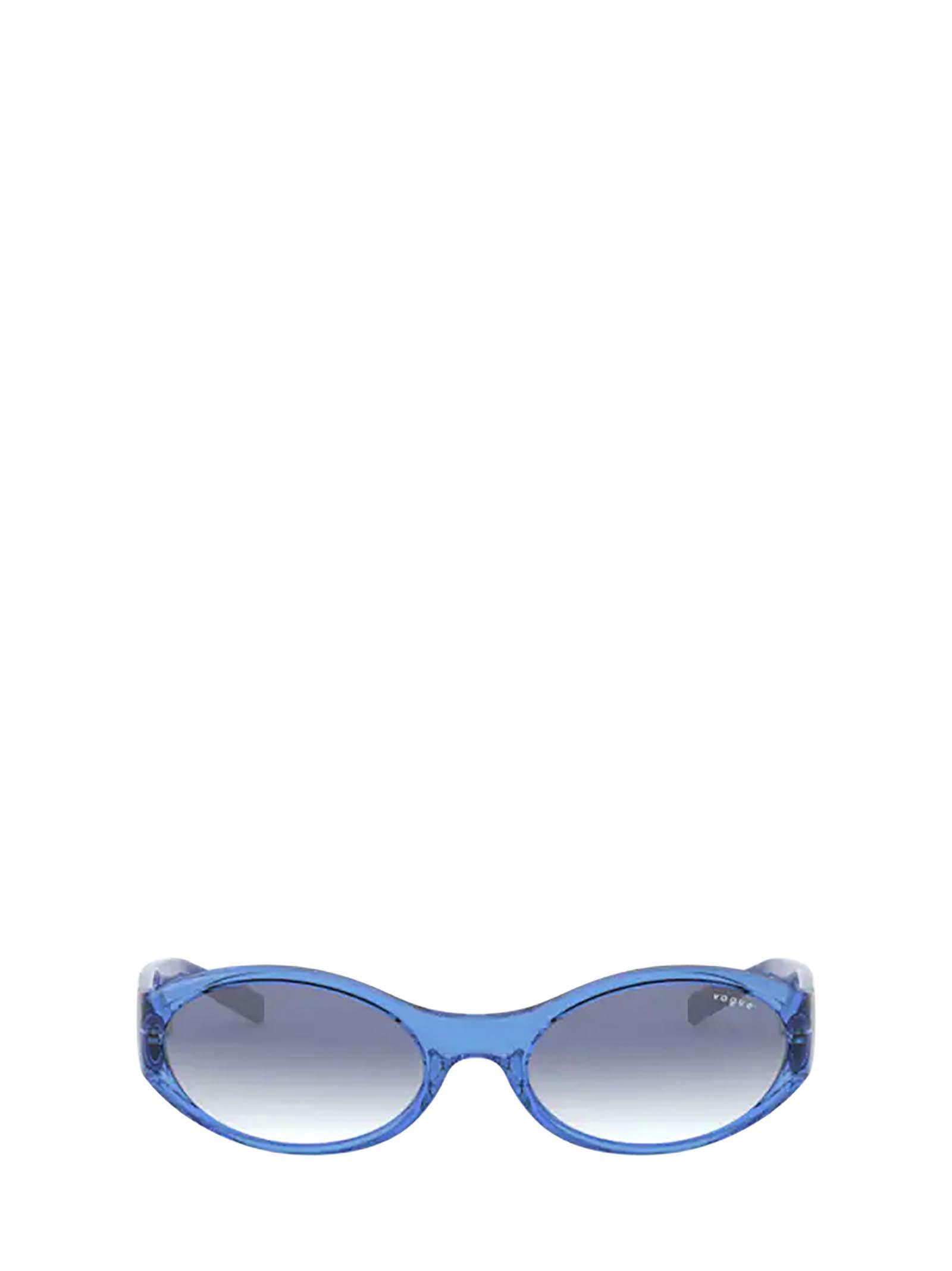 Vogue Eyewear Vogue Vo5315s Transparent Blue Sunglasses