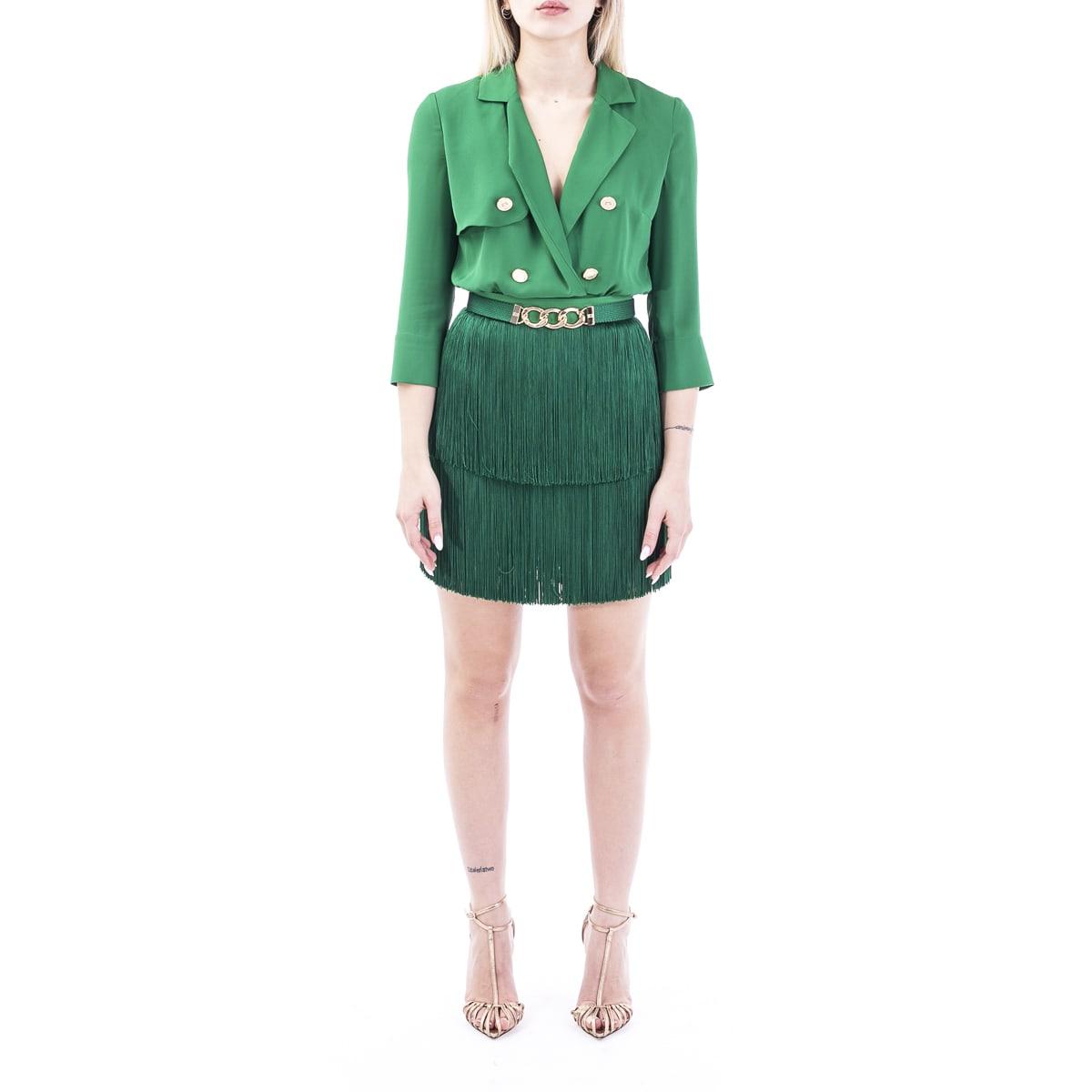 Buy Elisabetta Franchi Celyn B. Elisabetta Franchi Dress online, shop Elisabetta Franchi Celyn B. with free shipping