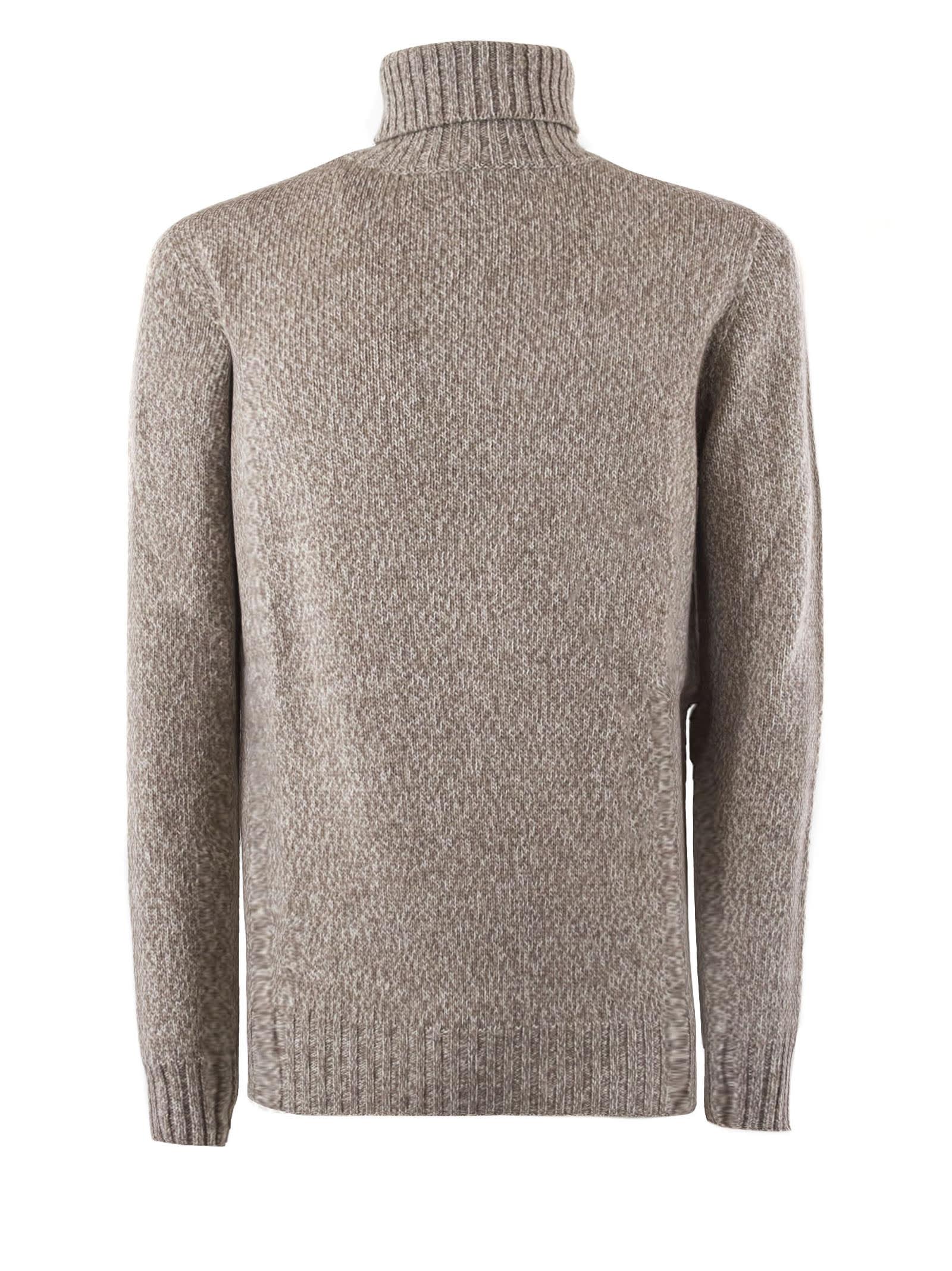 Yak And Merino Wool Sweater