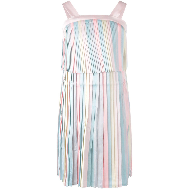 Buy Billieblush Multicolor Girl Dress online, shop Billieblush with free shipping