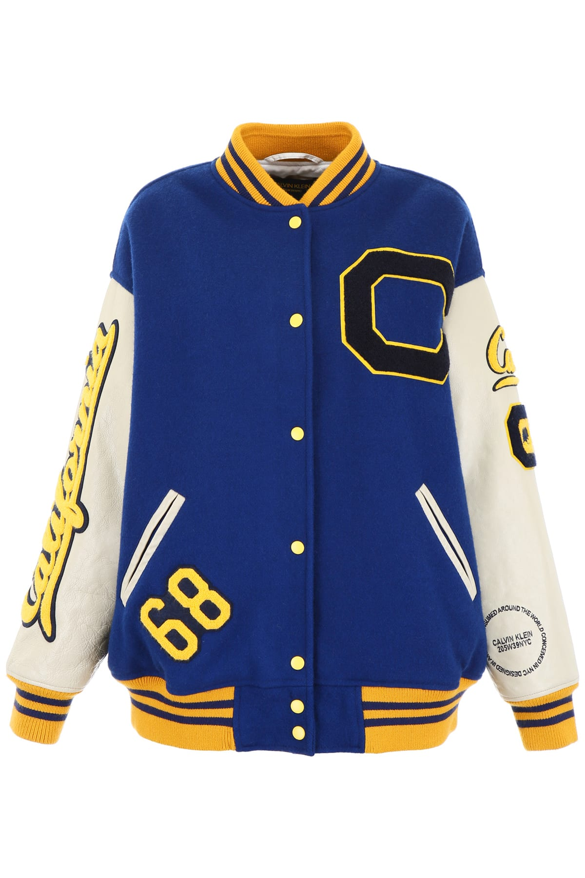 Calvin Klein Berkeley University Bomber Jacket