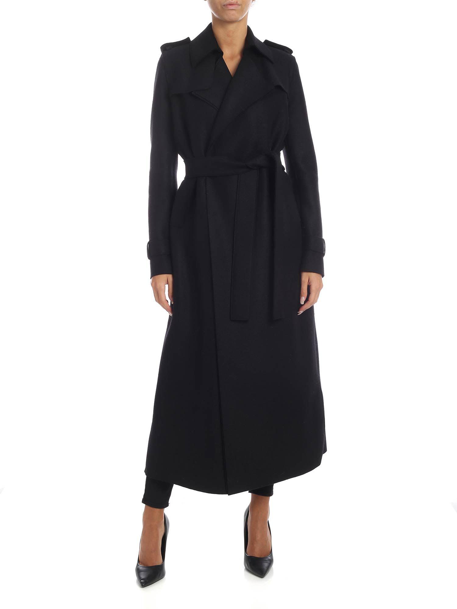 Harris Wharf London – Double Layer Coat