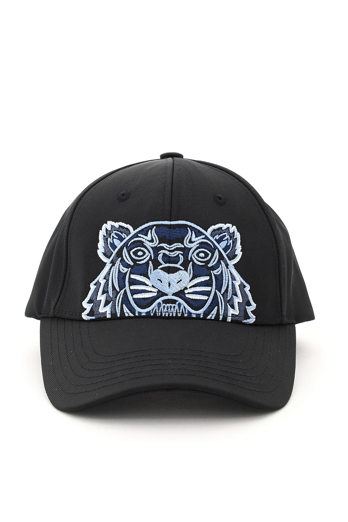 Kenzo Caps BASEBALL CAP TIGER EMBROIDERY