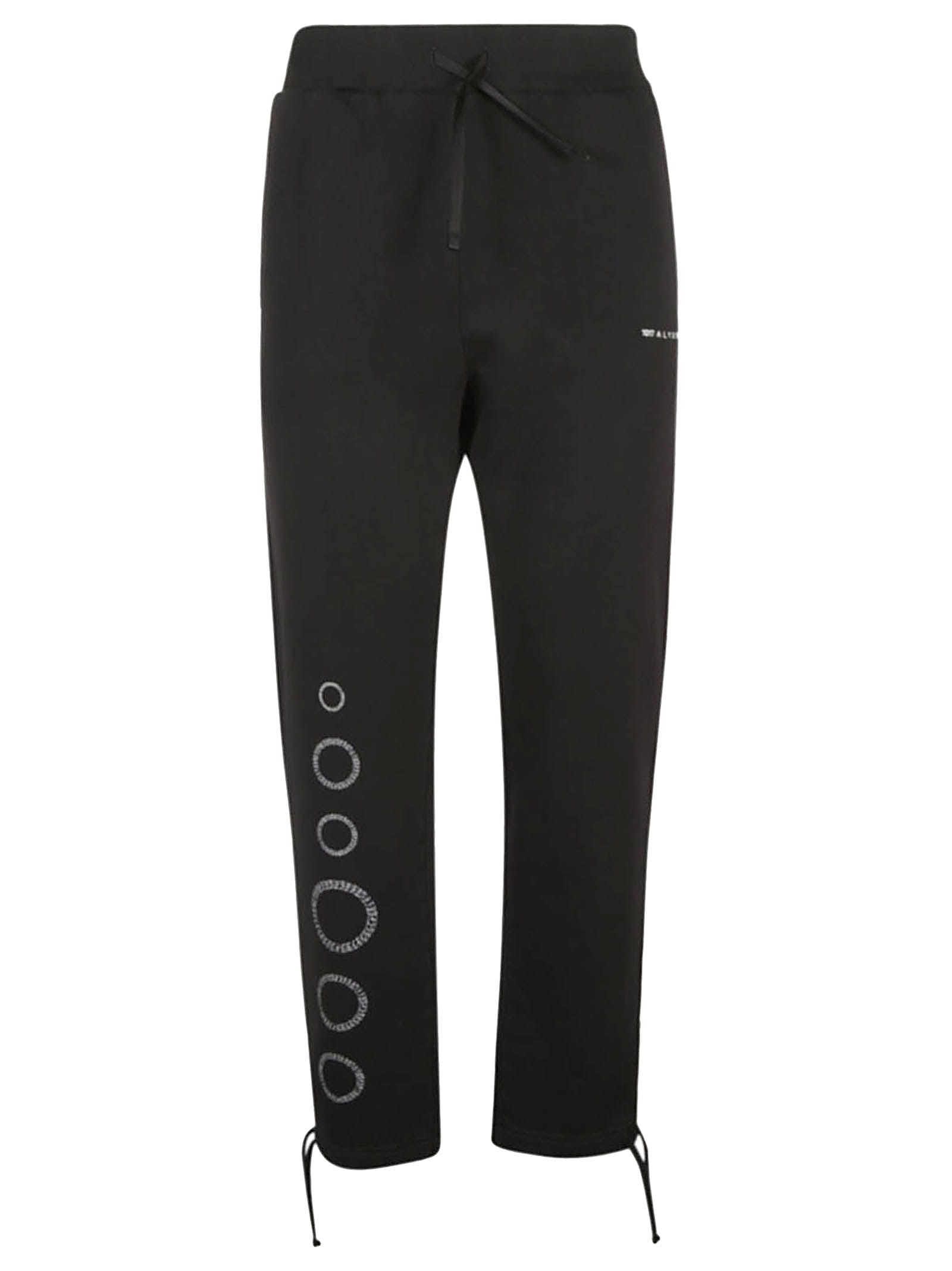 Alyx Cottons PRINTED JOGGER PANTS