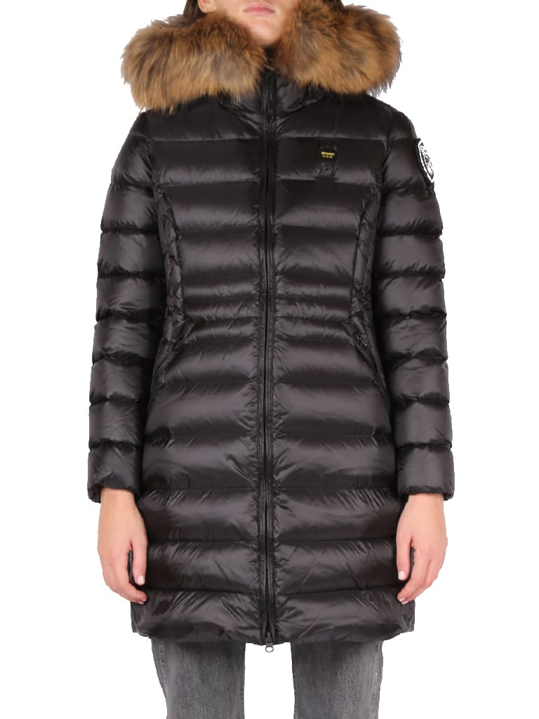 Long Evelyn Down Jacket