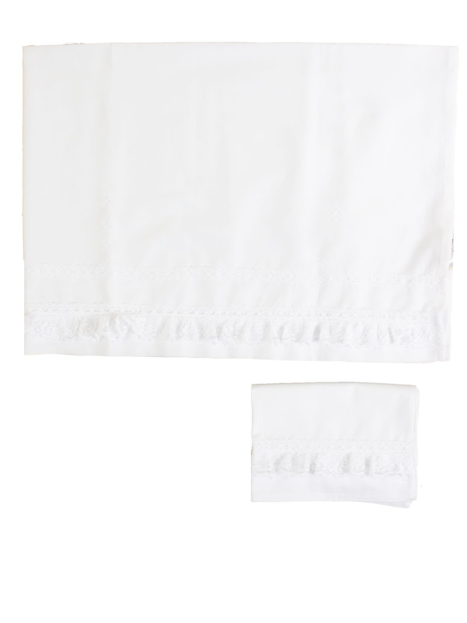 Cotton Newborn Sheet