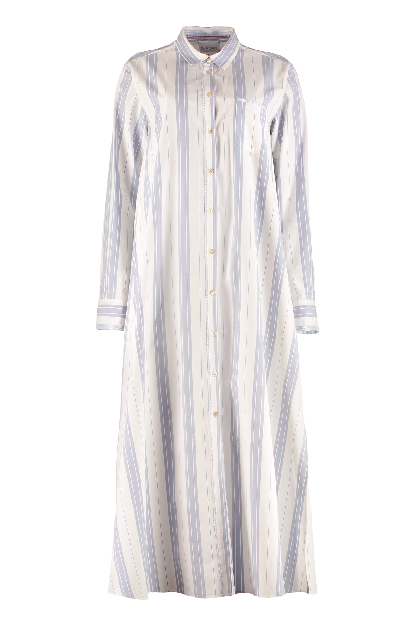 Buy Forte Forte Printed Shirtdress online, shop Forte Forte with free shipping
