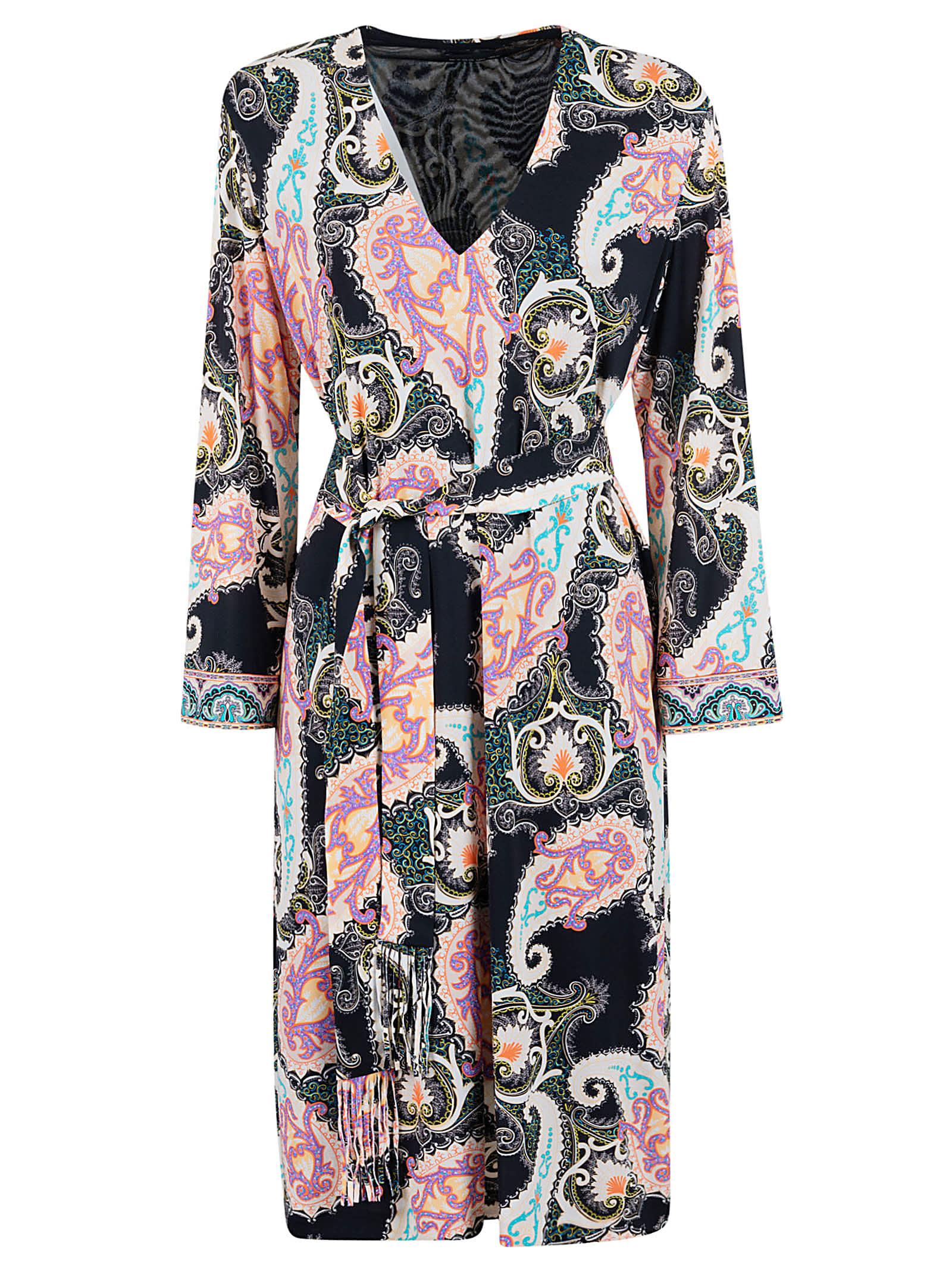 Buy Etro Margherita Dress online, shop Etro with free shipping