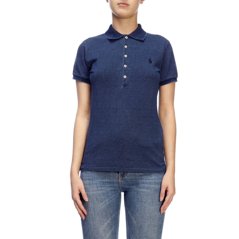 Lauren Polo T Shirt Women Ralph ybvYf76g