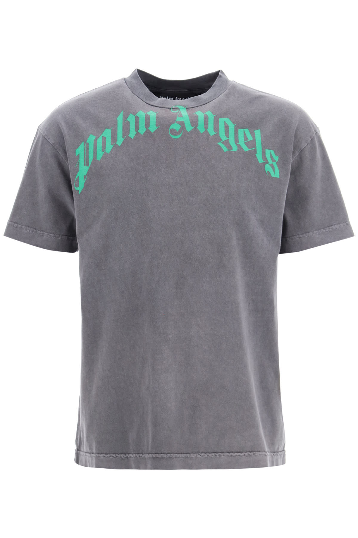 Palm Angels VINTAGE T-SHIRT WITH LOGO