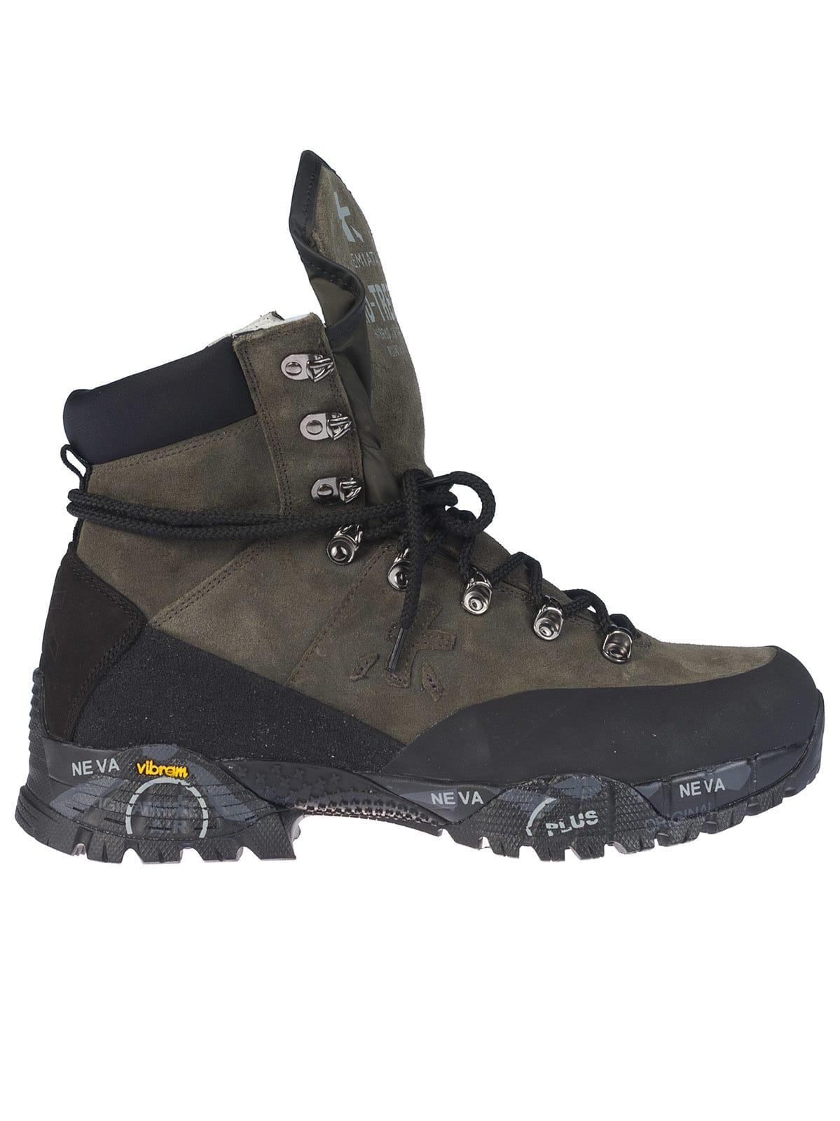 Premiata Midtreck Lace-up Boots