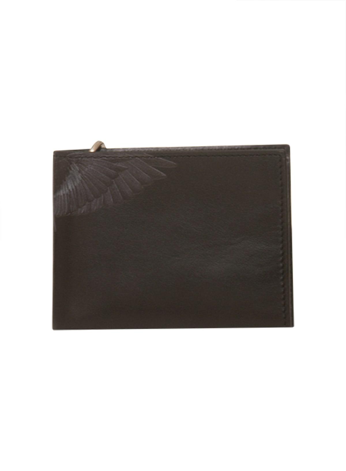 County Of Milan Wings Bifold Wallet