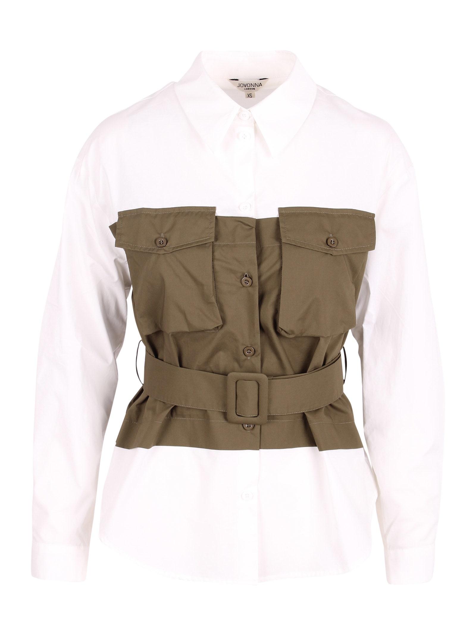 London esther Cotton Shirt