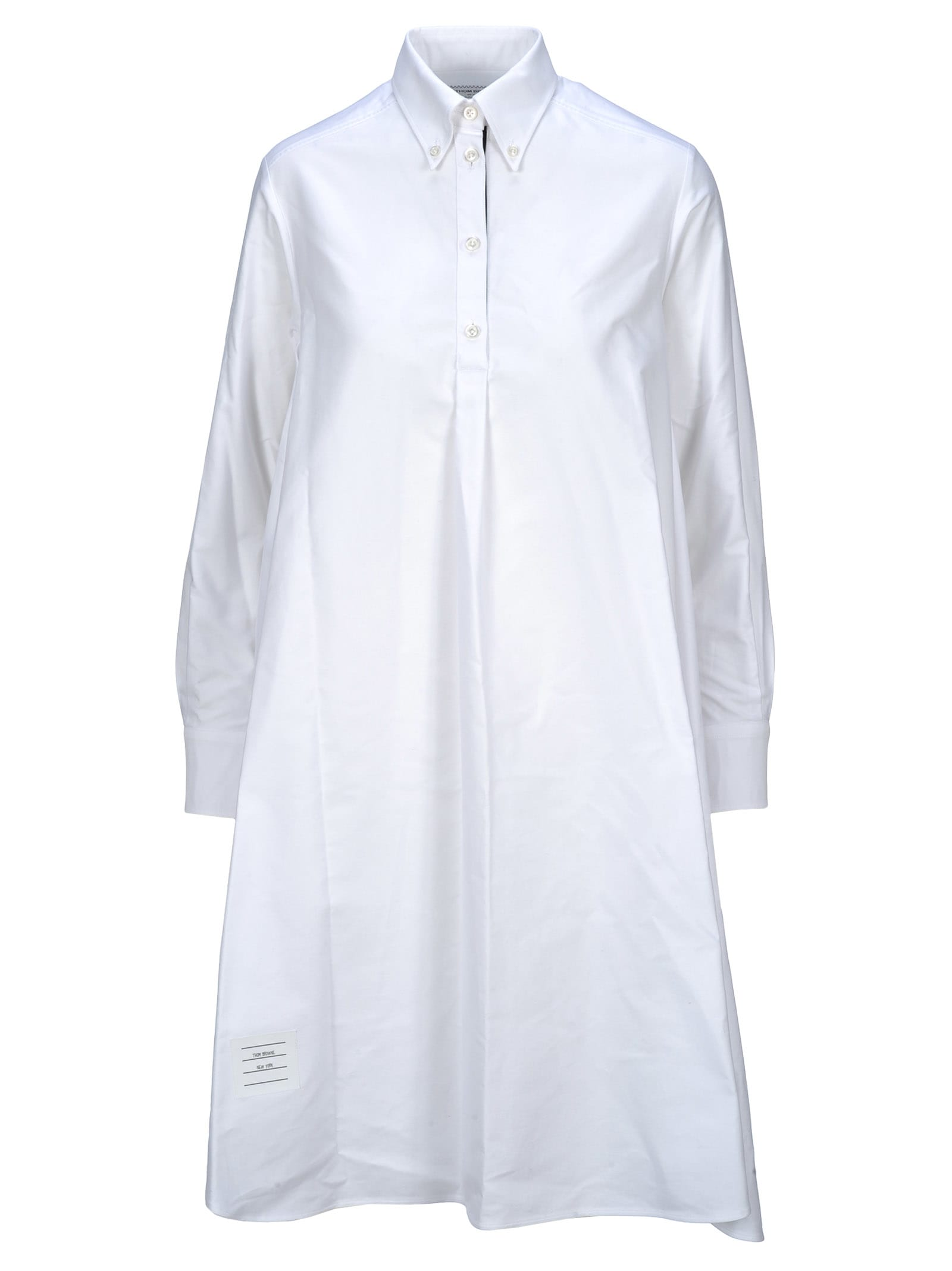 Thom Browne Circle Shirtdress