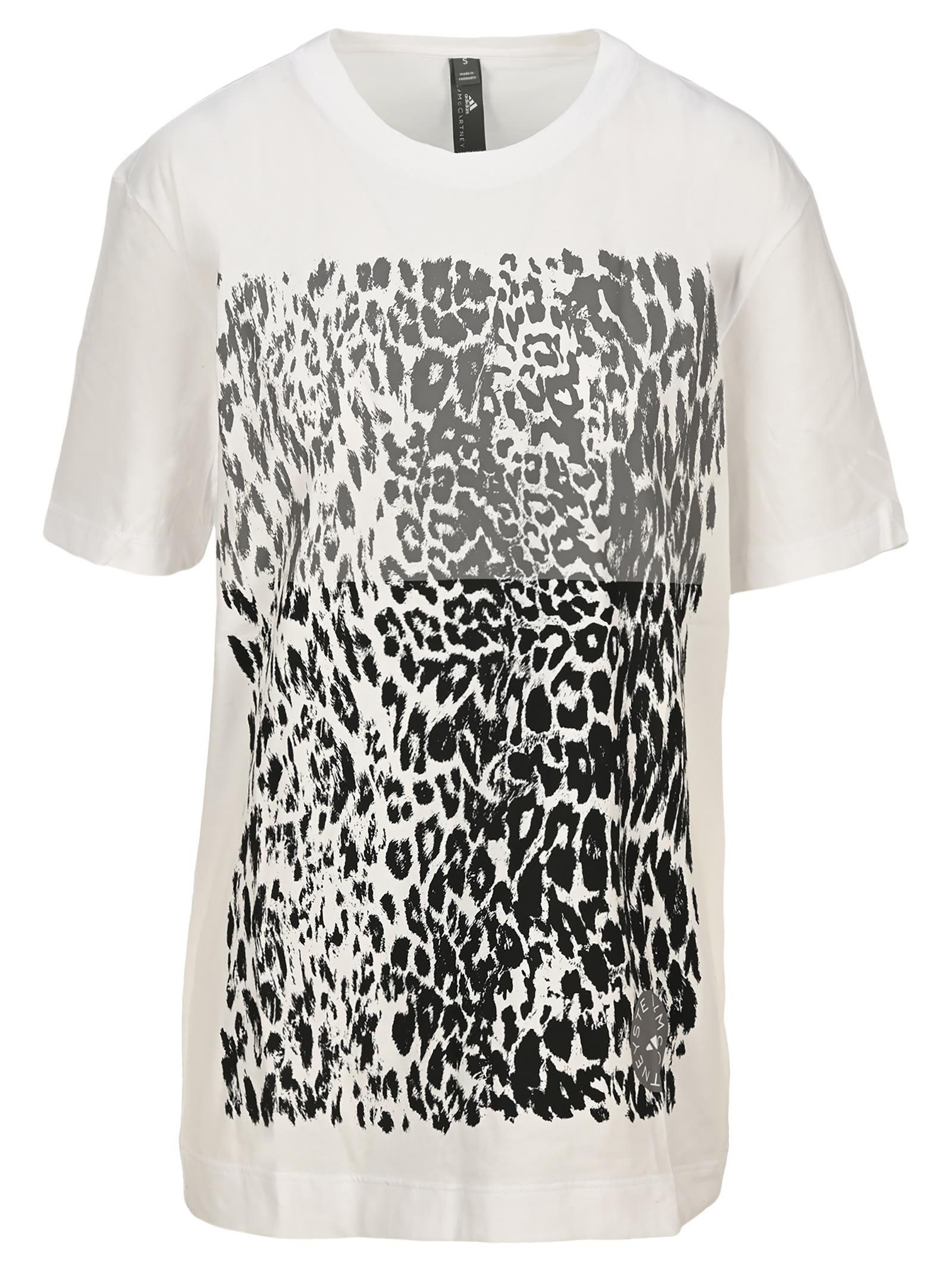 Adidas By Stella Mccartney Graphic Training T-shirt