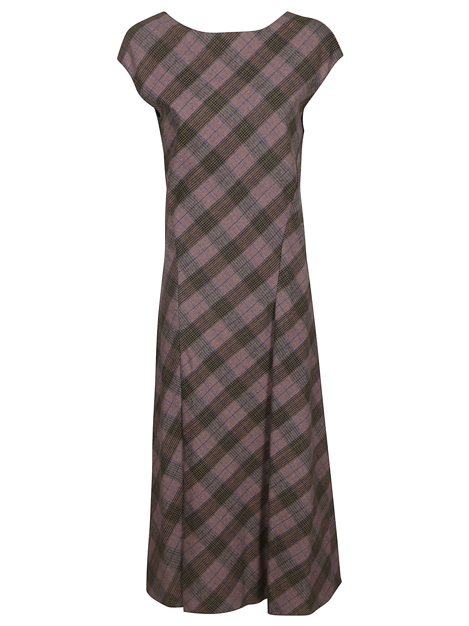 Malìparmi Patterned Dress