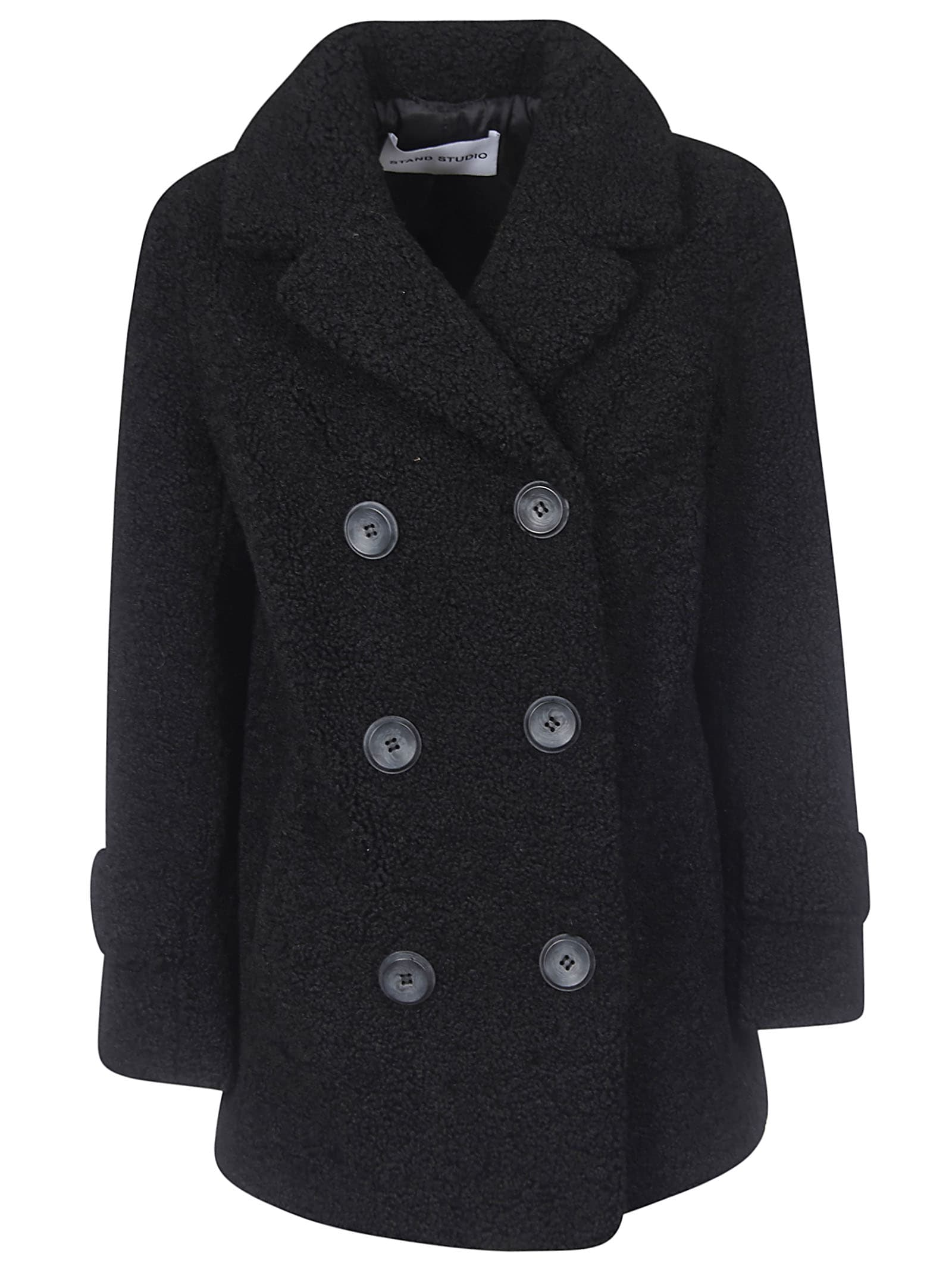 STAND STUDIO Double Breasted Coat