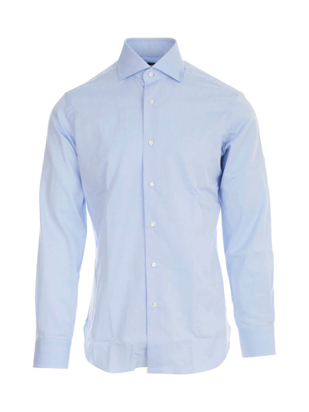 Fill Cotton Shirt