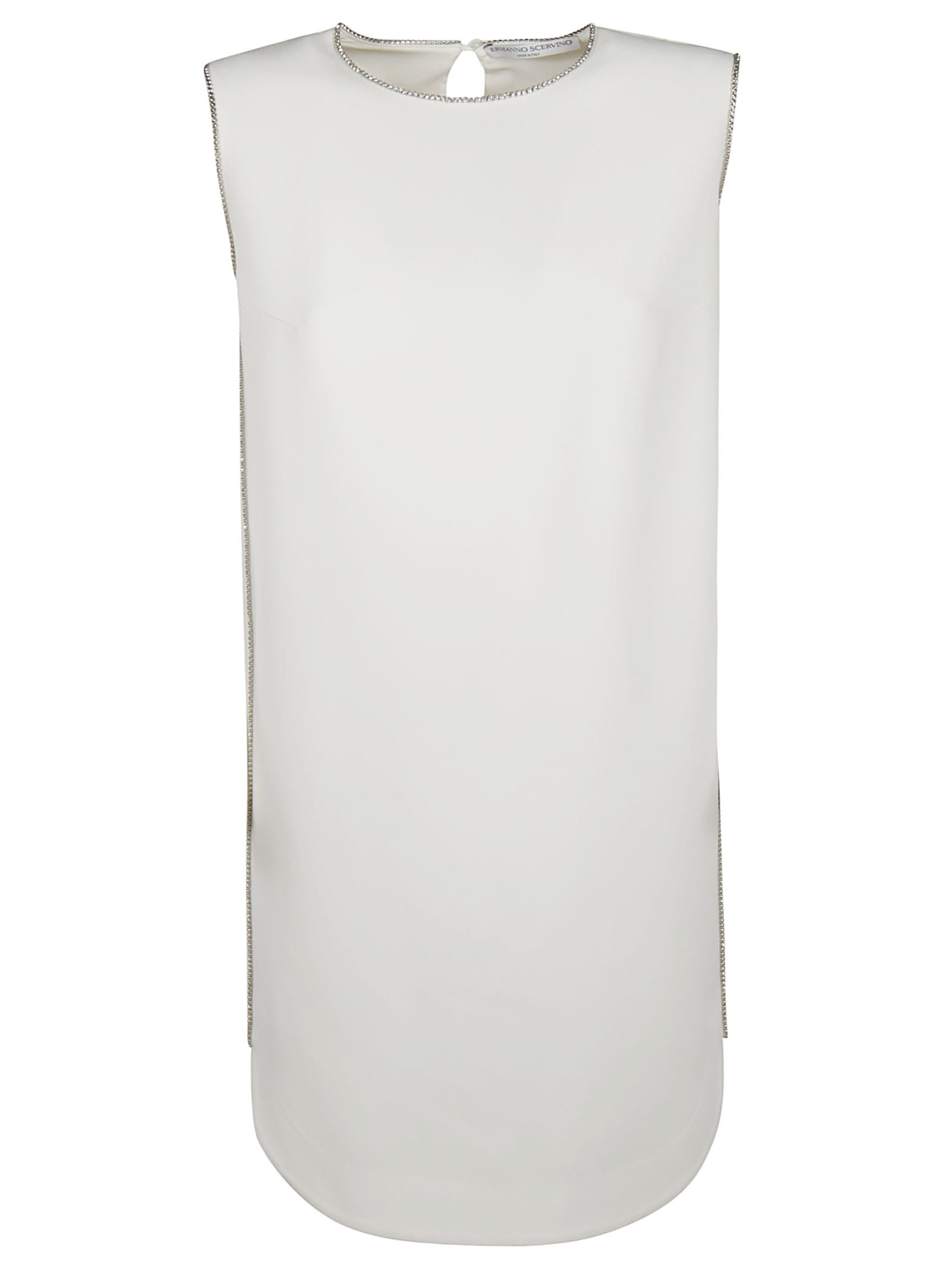 Ermanno Scervino Sleeveless Dress
