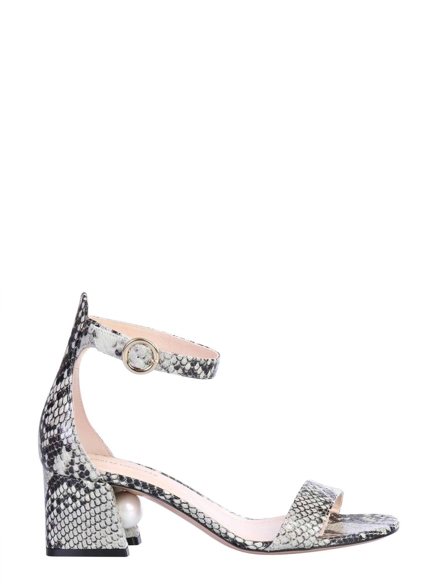 Buy Nicholas Kirkwood Miri Sandals online, shop Nicholas Kirkwood shoes with free shipping
