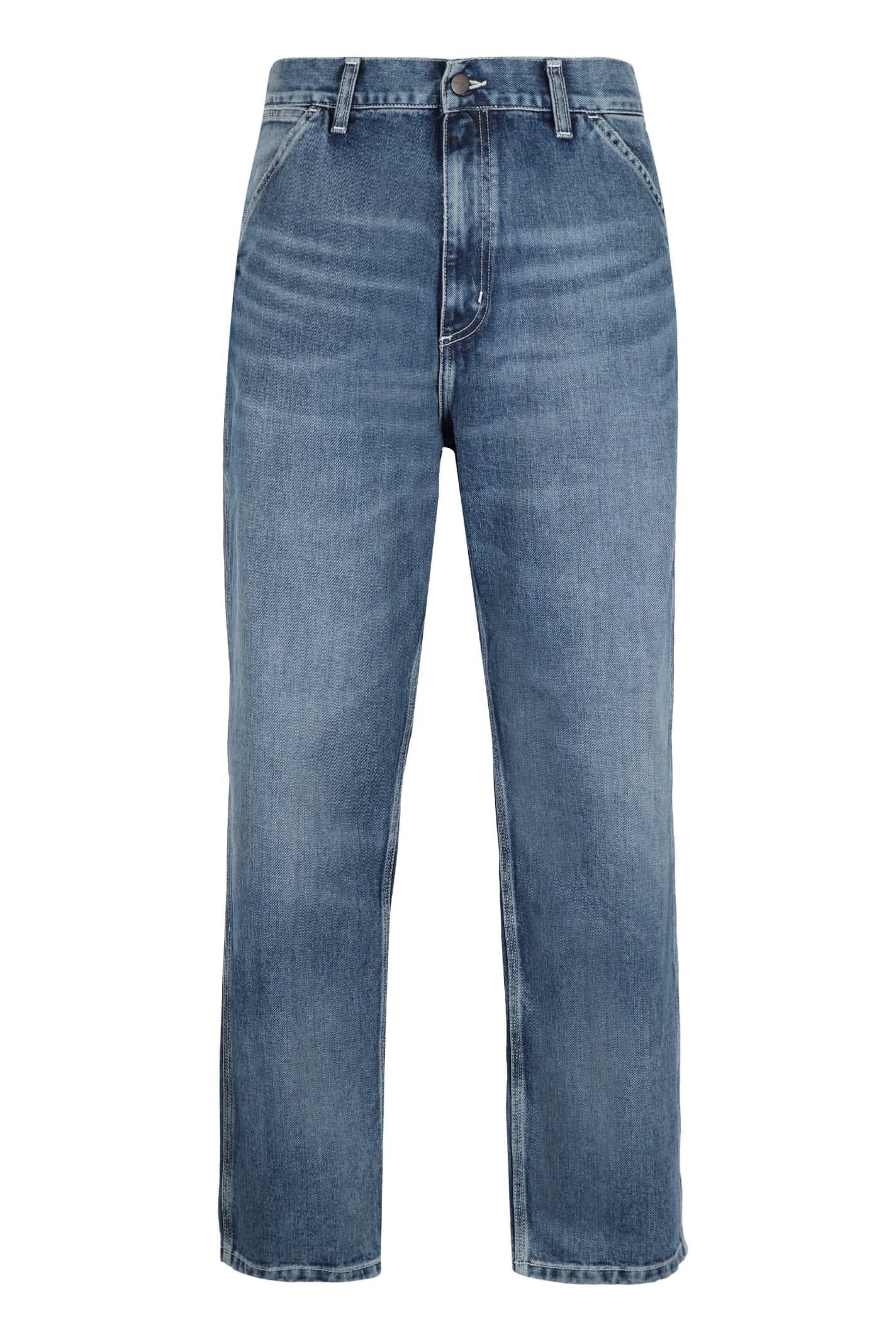 Penrod 5-pocket Regular Fit Jeans