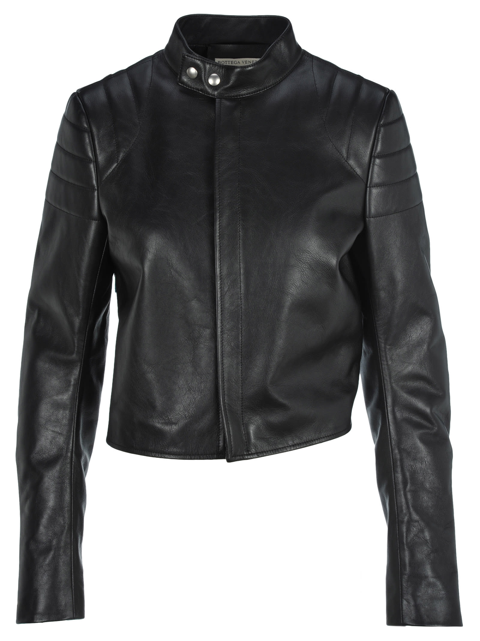 Bottega Veneta Biker Leather Jacket