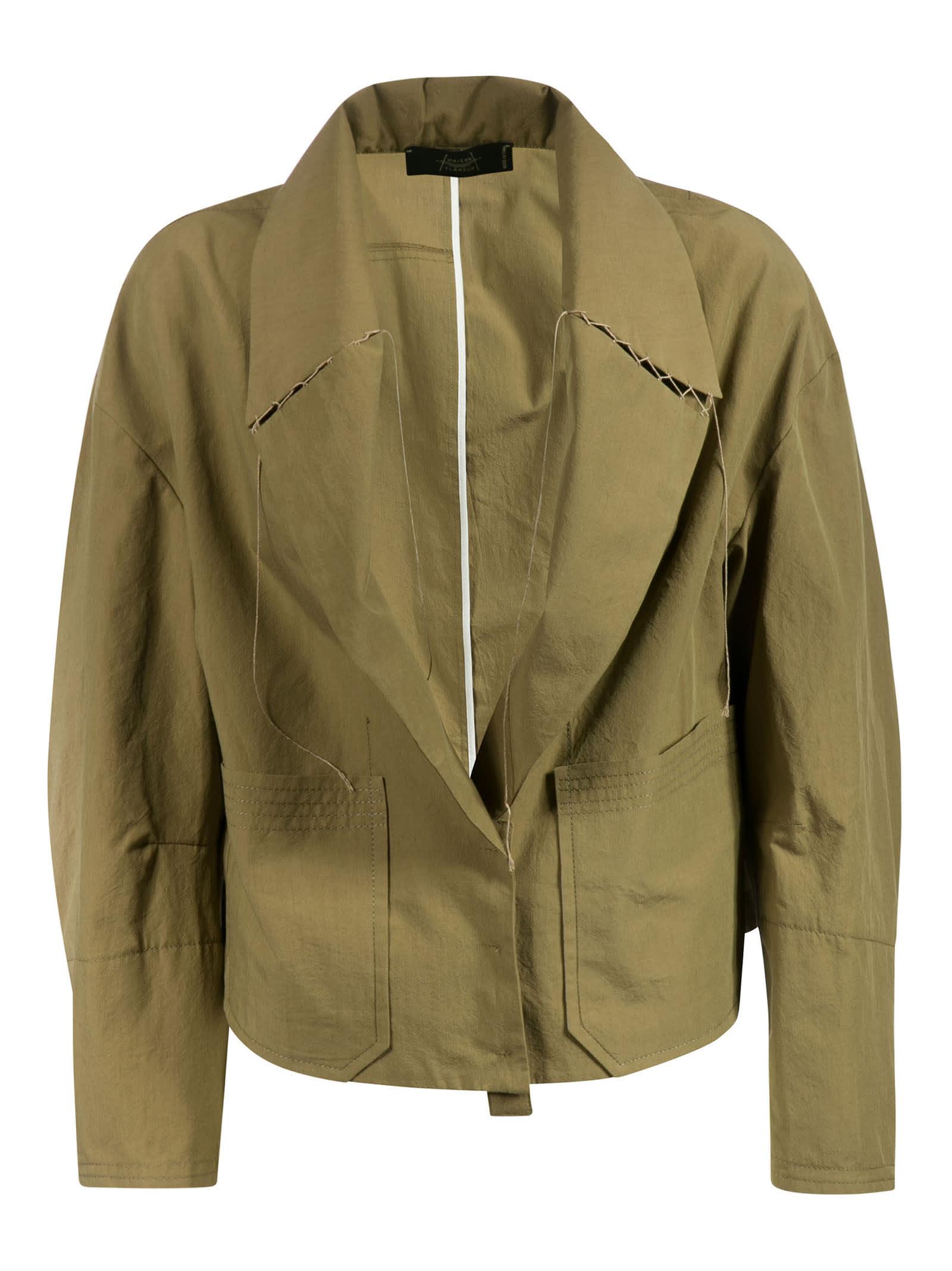 Side Patch Jacket