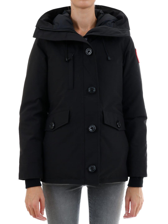 Photo of  Canada Goose Black Jacket- shop Canada Goose jackets online sales