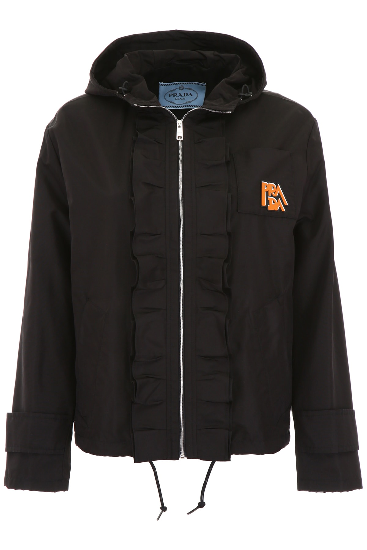 Prada Ruffled Jacket