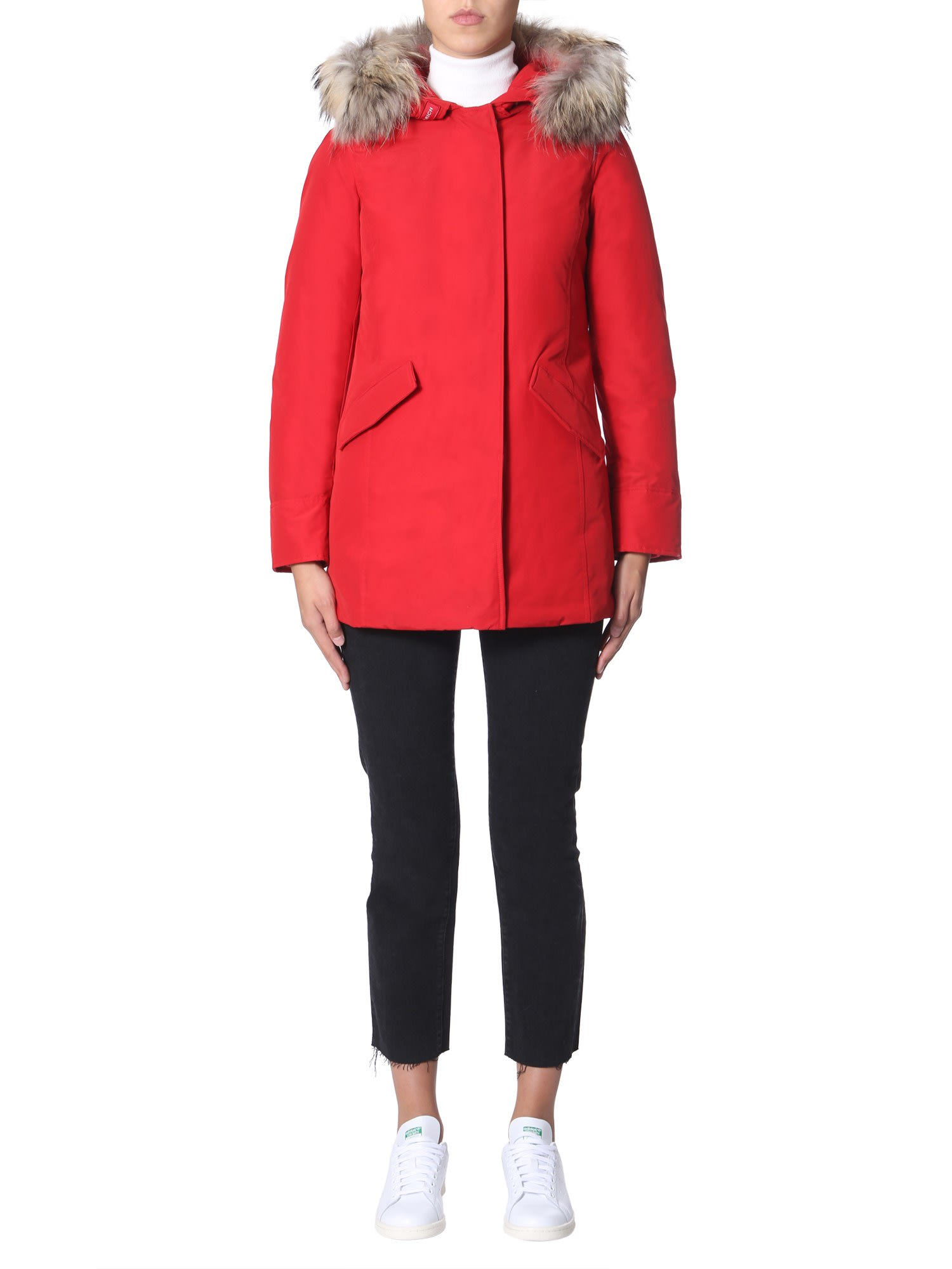 Photo of  Woolrich Arctic Down Jacket- shop Woolrich jackets online sales