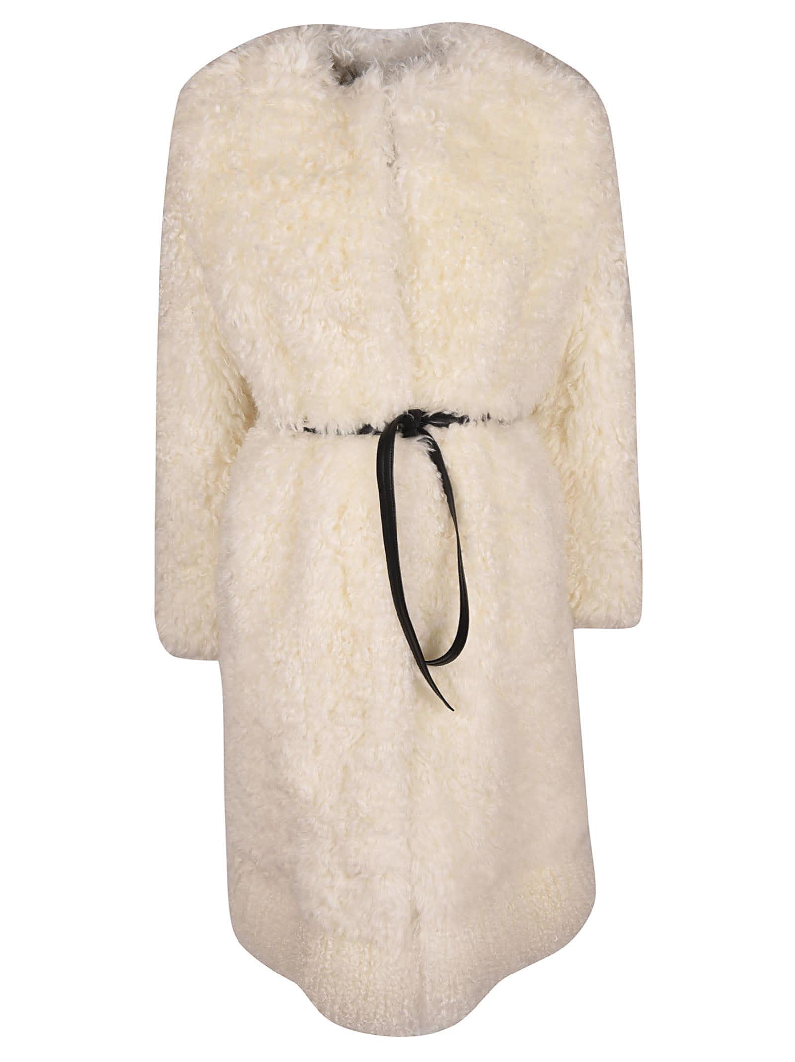 Givenchy Fur Coat