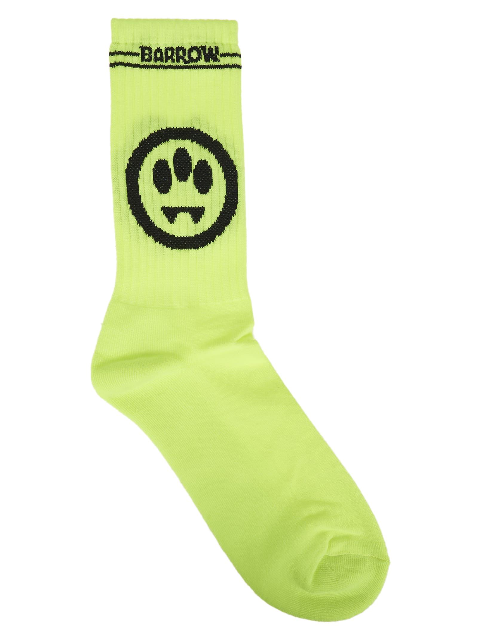 Barrow Accessories YELLOW SOCKS WITH LOGO