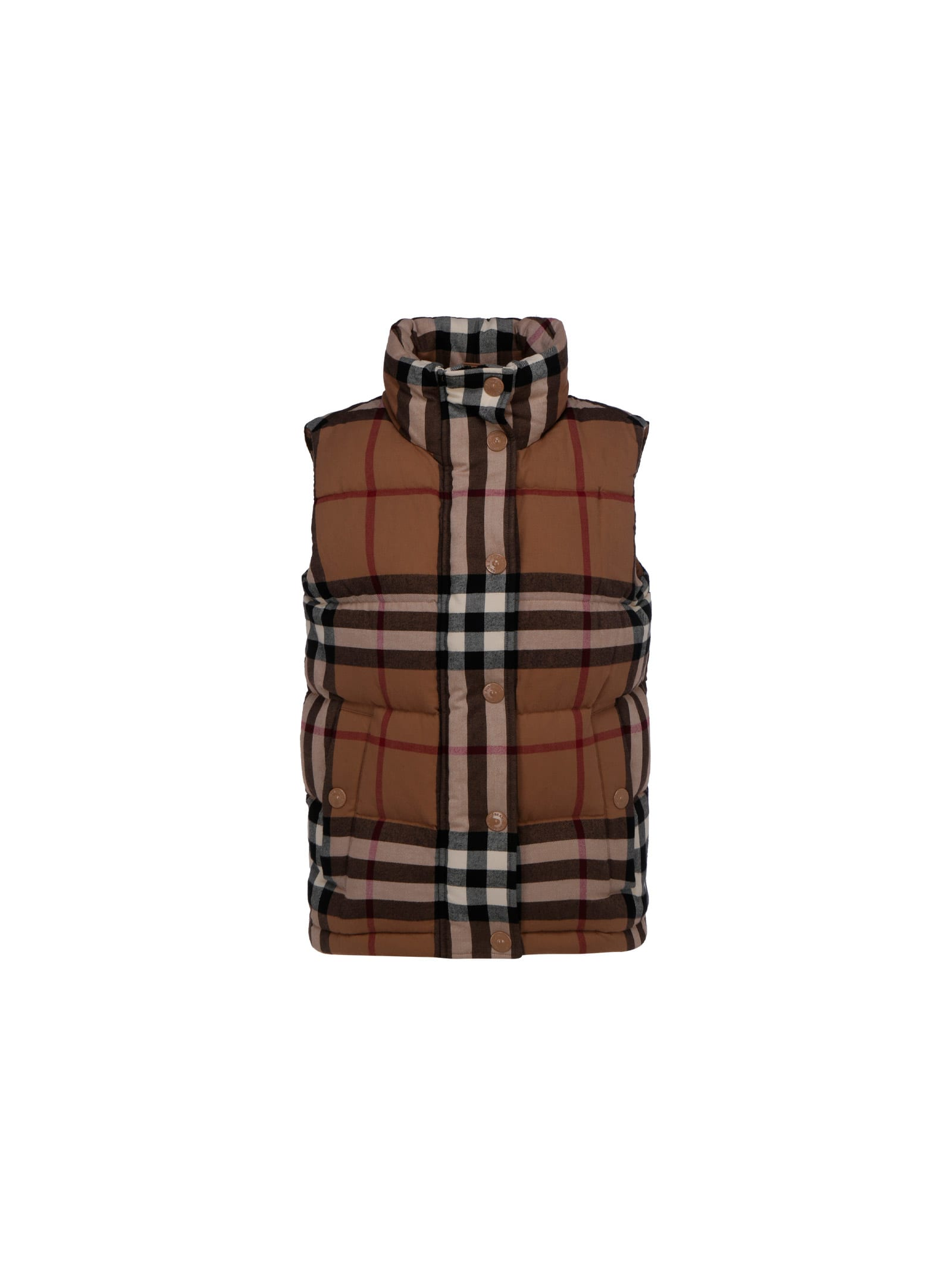 Burberry Cottons THEFORD VEST