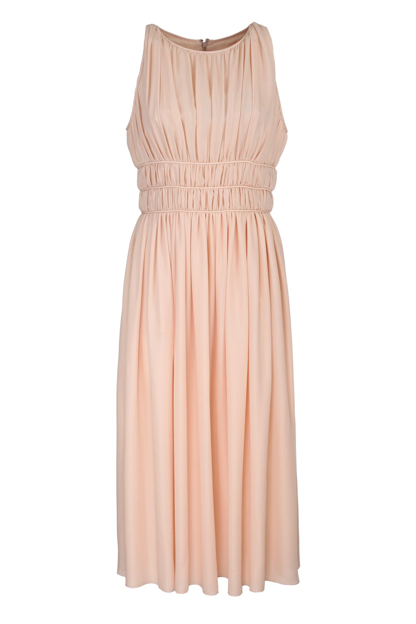 Buy Emporio Armani Maxi Dress online, shop Emporio Armani with free shipping