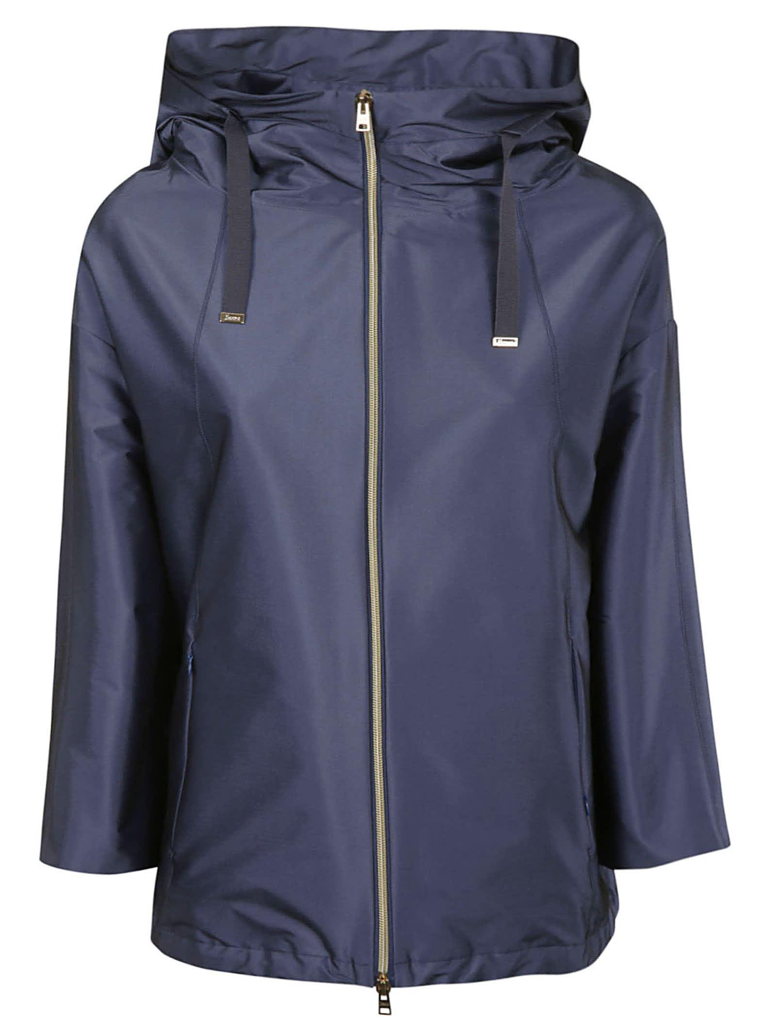 Herno Short Rain Coat