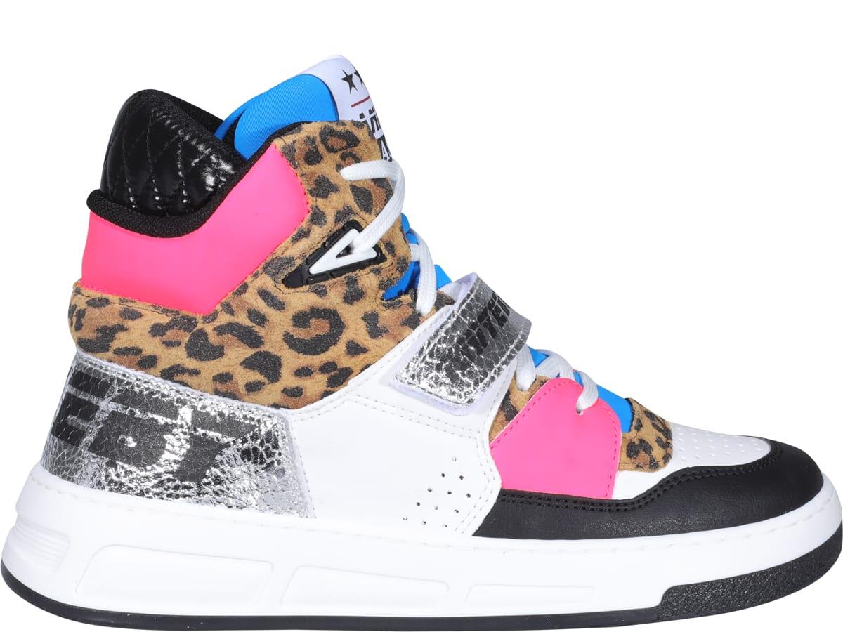 Aniye Basket Sneakers