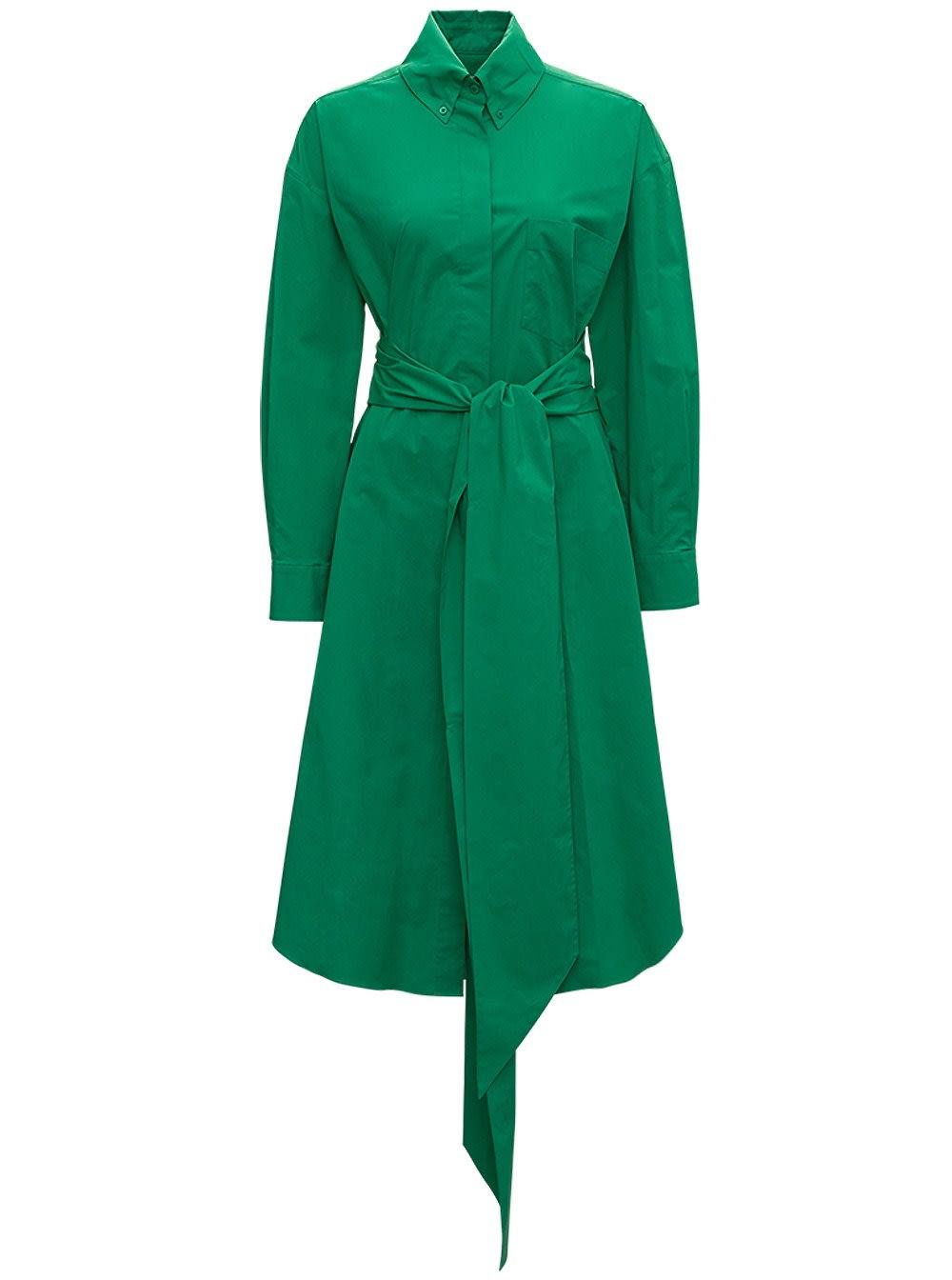 Alexandre Vauthier LONG SHIRT DRESS