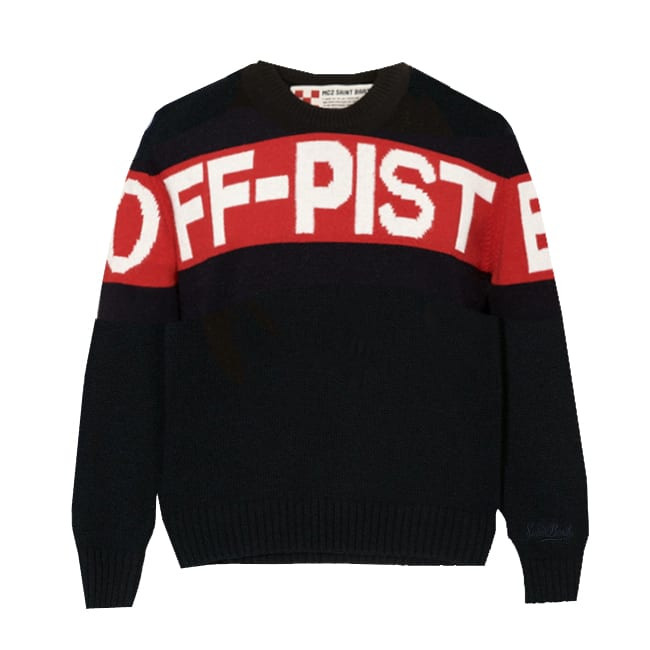 MC2 Saint Barth Off-piste Boys Sweater