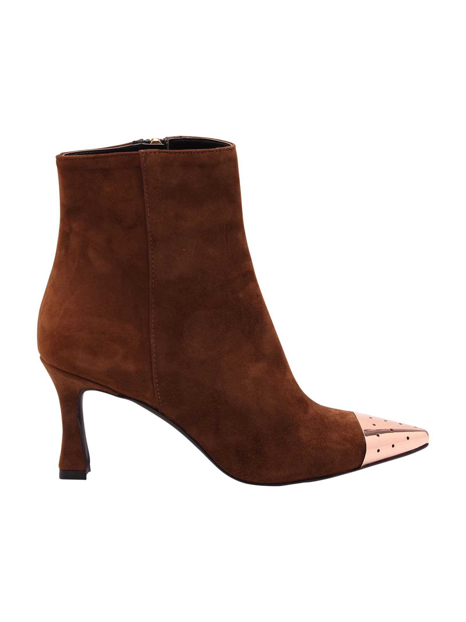 morgana Leather Boots