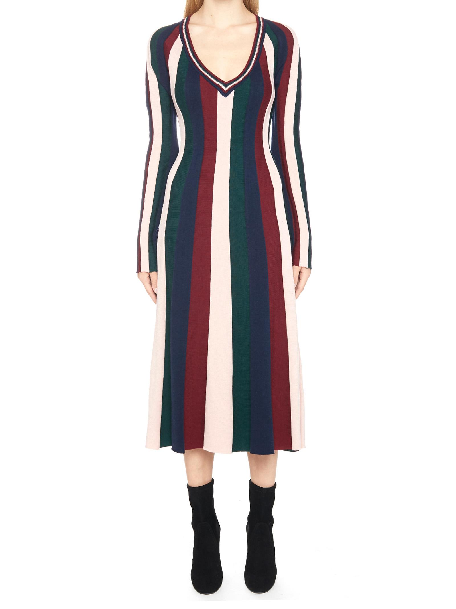 Buy Gabriela Hearst almeida Dress online, shop Gabriela Hearst with free shipping