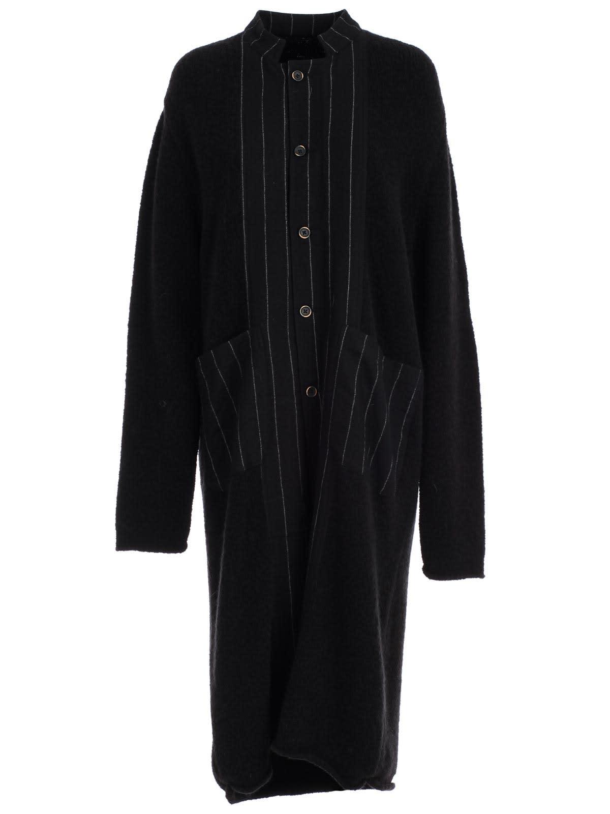 Uma Wang Coat Single Breasted