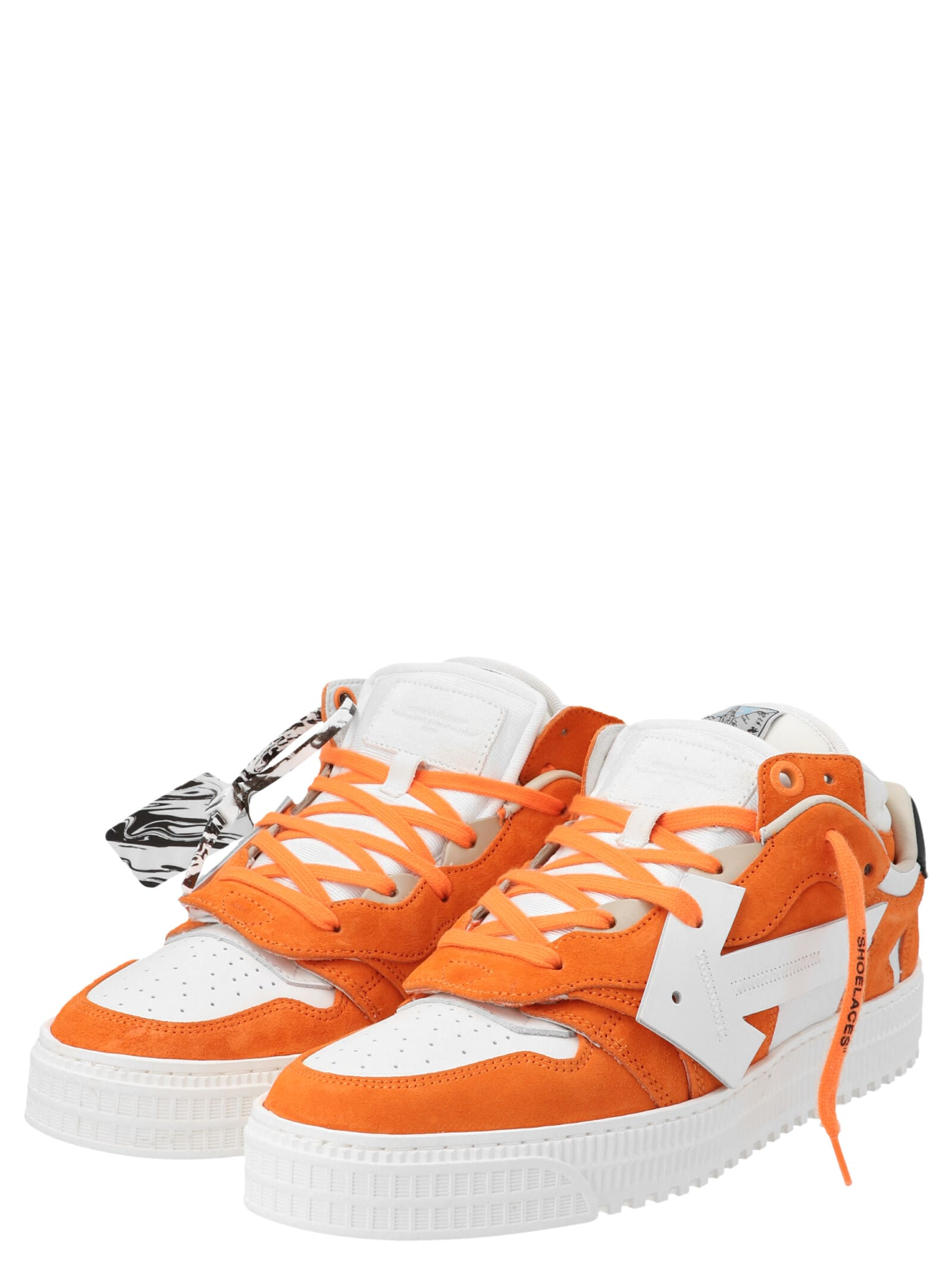 Off-white floating Arrow Shoes