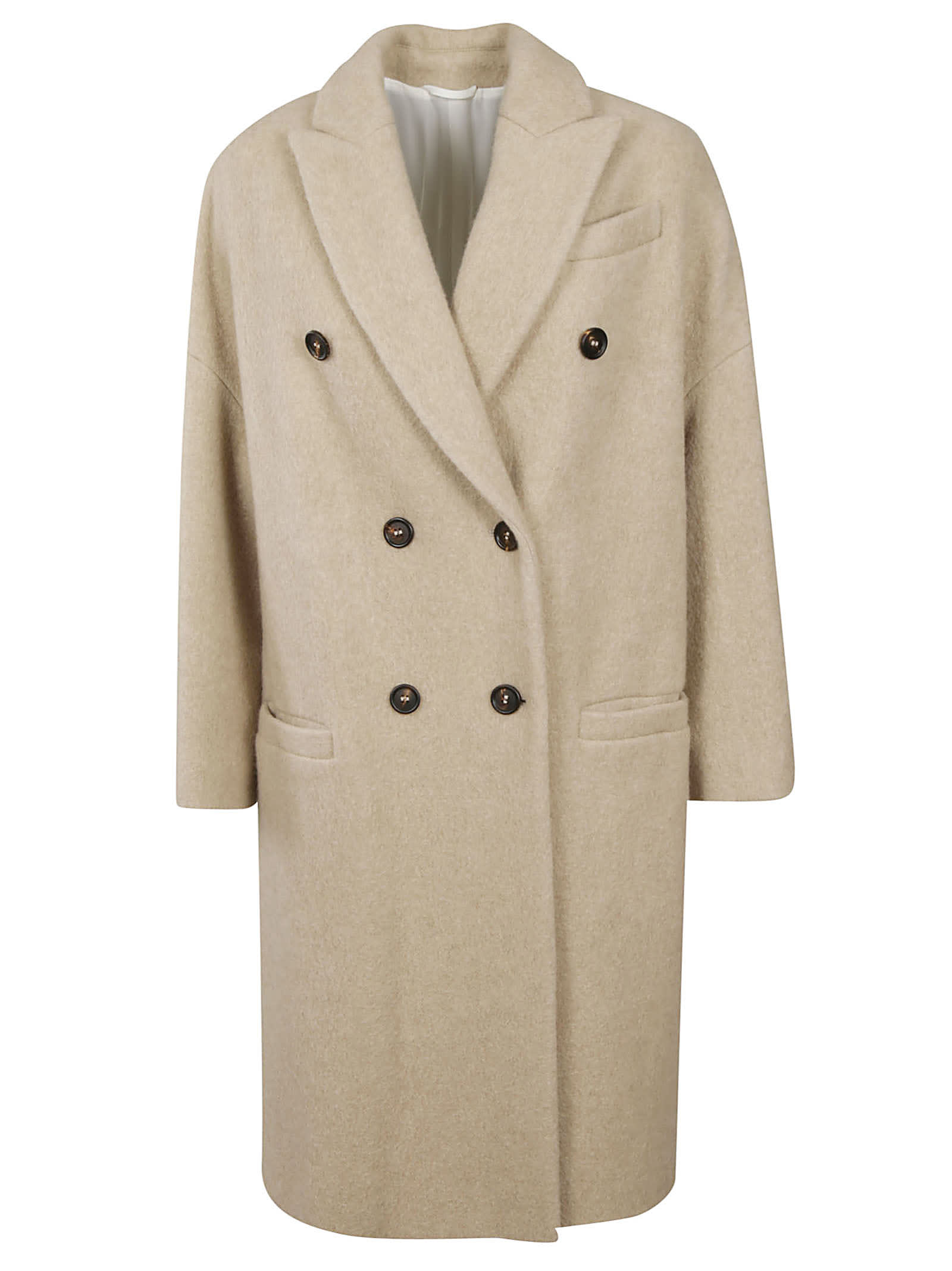 Brunello Cucinelli Double-breasted Coat