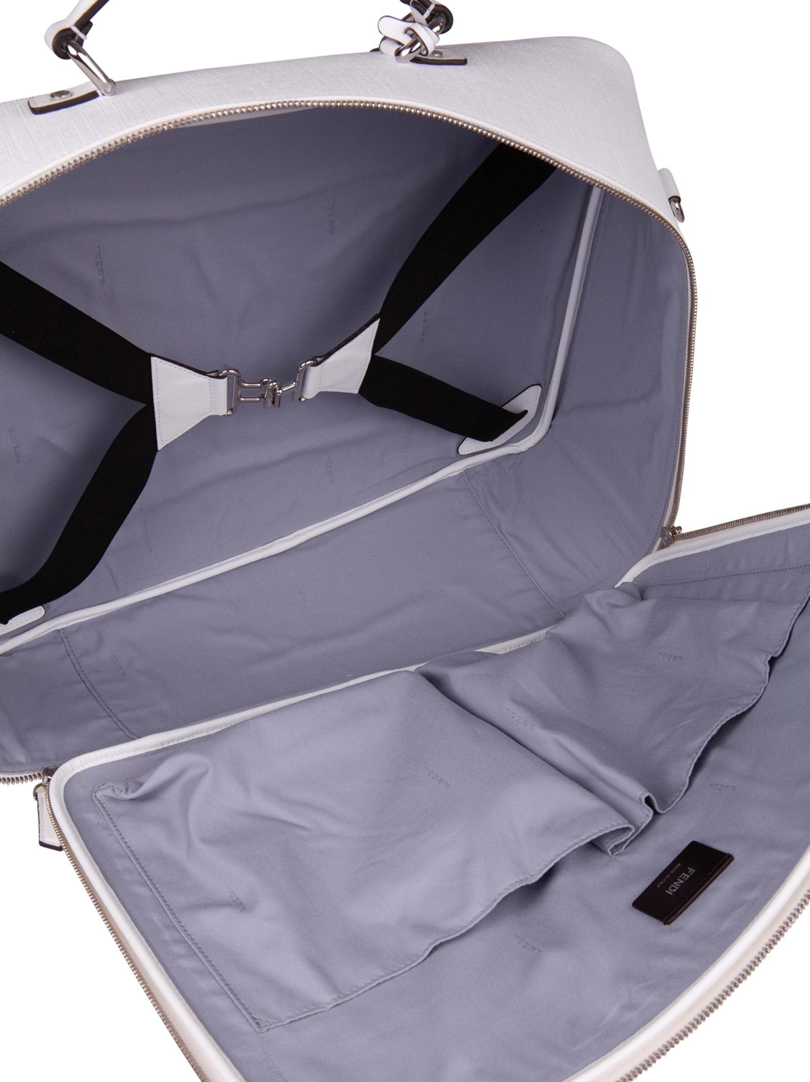 Enjoyable Fendi Fendi Kids Suitcase White 10907554 Italist Dailytribune Chair Design For Home Dailytribuneorg