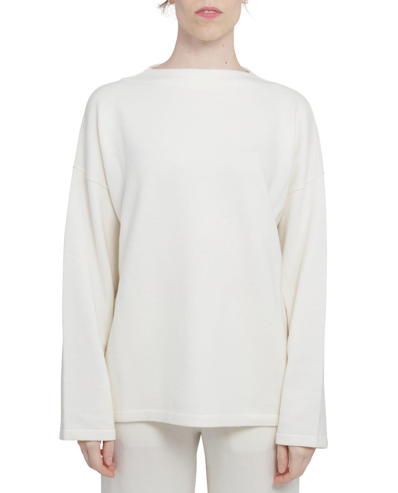 Portofino White Sweater