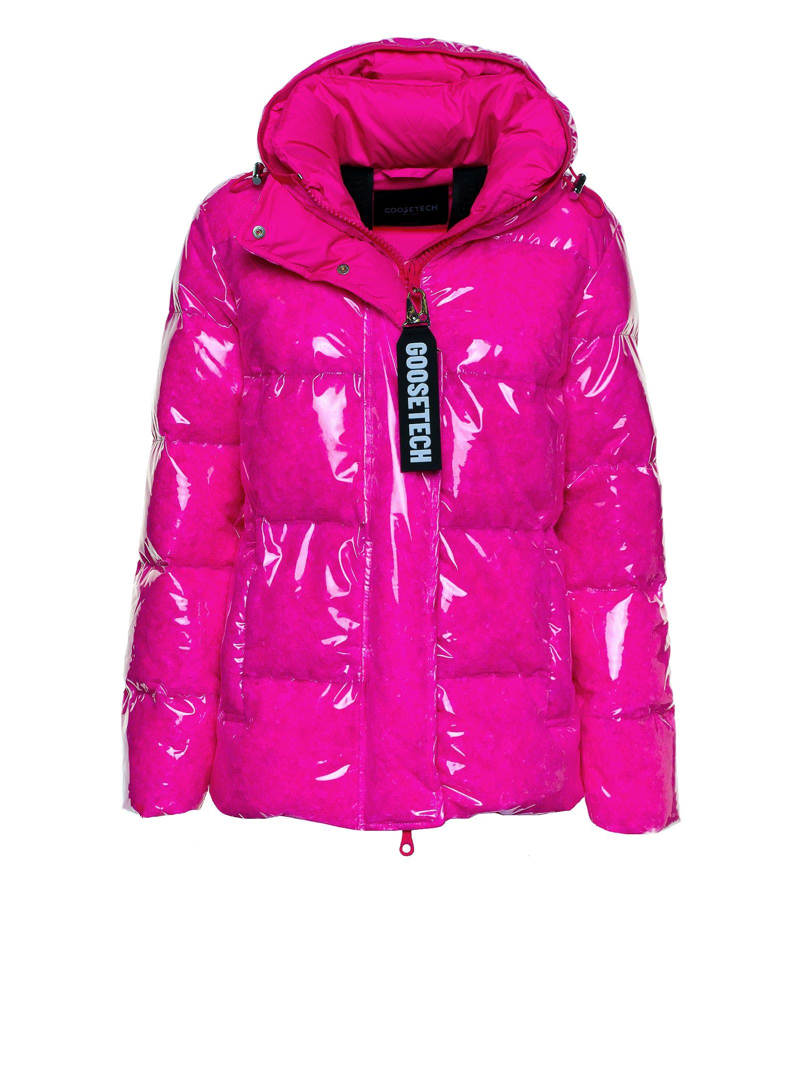 Goosetech Goosetech Wet-look Padded Jacket